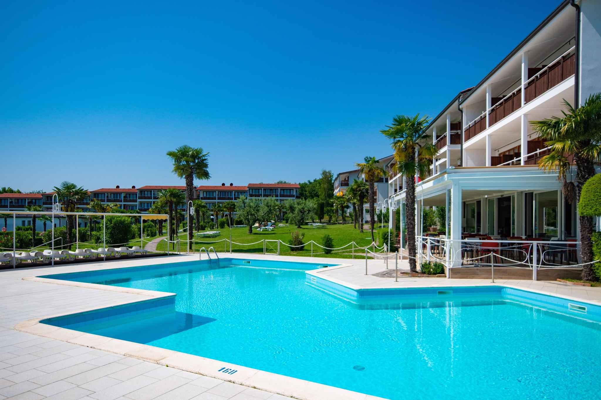 Ferienwohnung mit Internet und Pool   Manerba del Garda