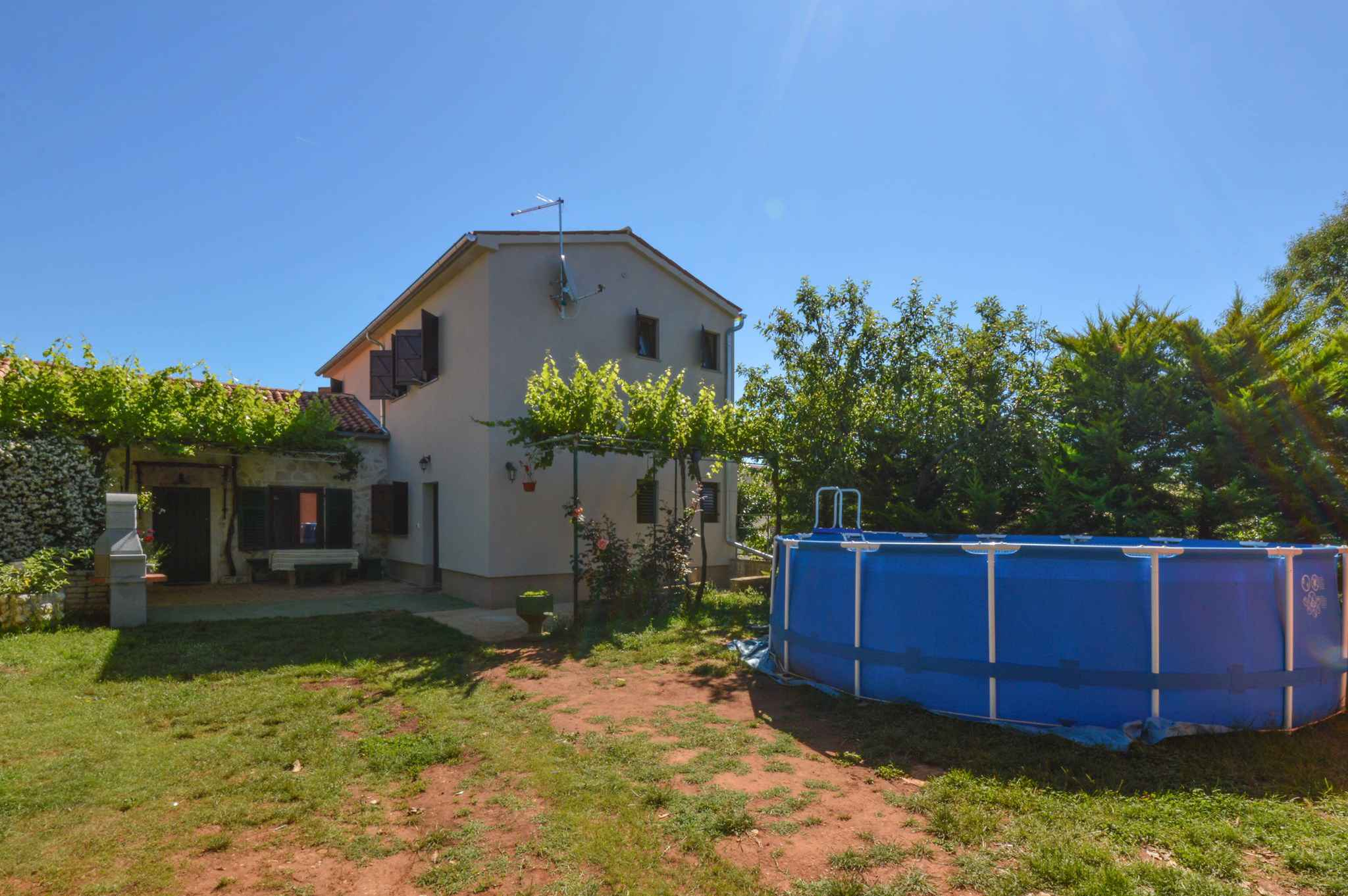 Ferienhaus mit Garten (470324), Marcana, , Istrien, Kroatien, Bild 5