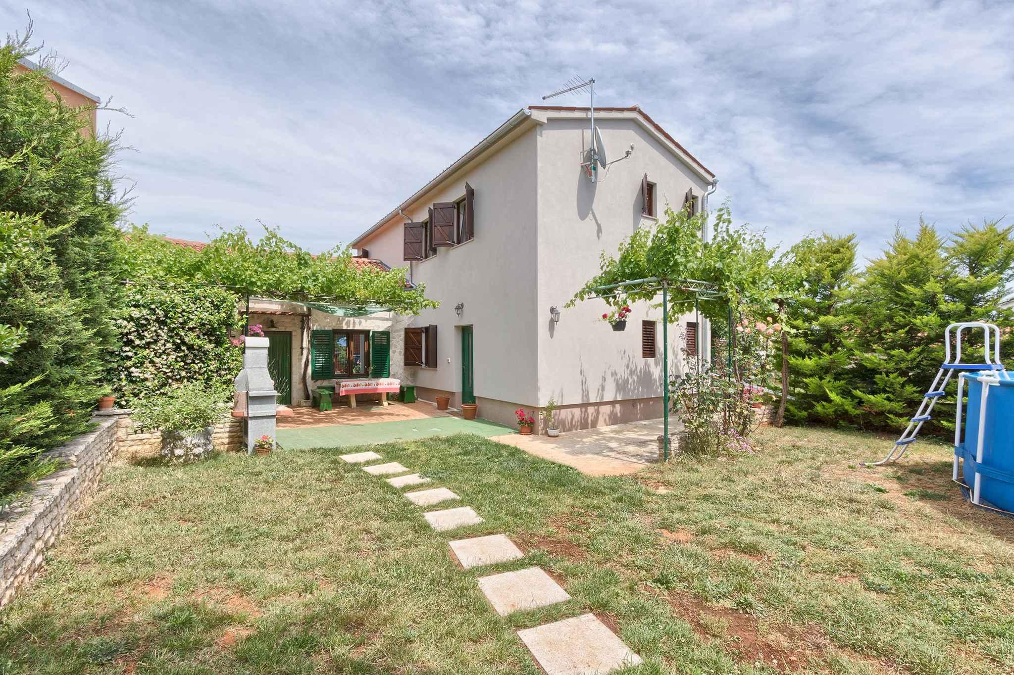 Ferienhaus mit Garten (470324), Marcana, , Istrien, Kroatien, Bild 1