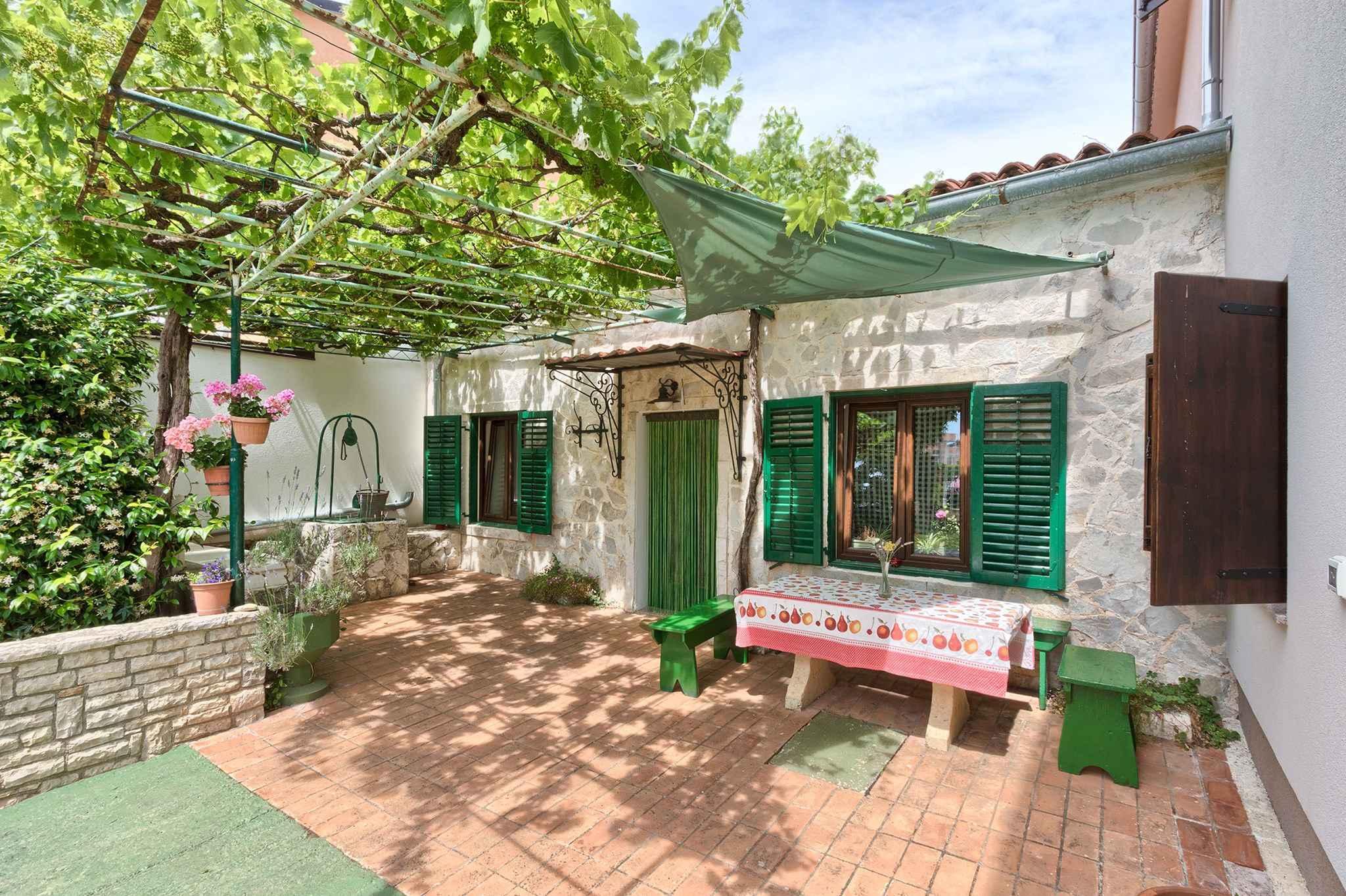 Ferienhaus mit Garten (470324), Marcana, , Istrien, Kroatien, Bild 2