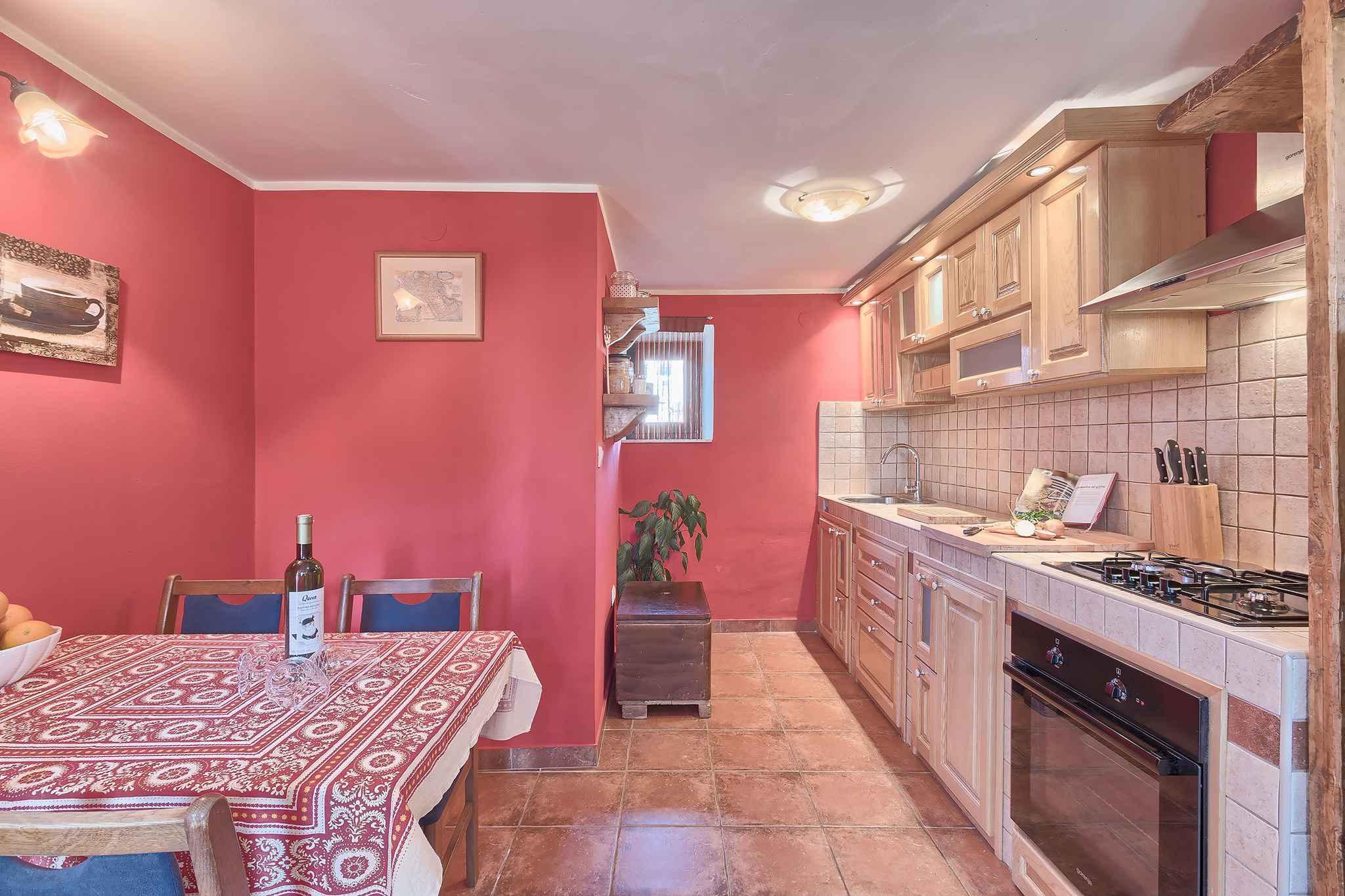 Ferienhaus mit Garten (470324), Marcana, , Istrien, Kroatien, Bild 13