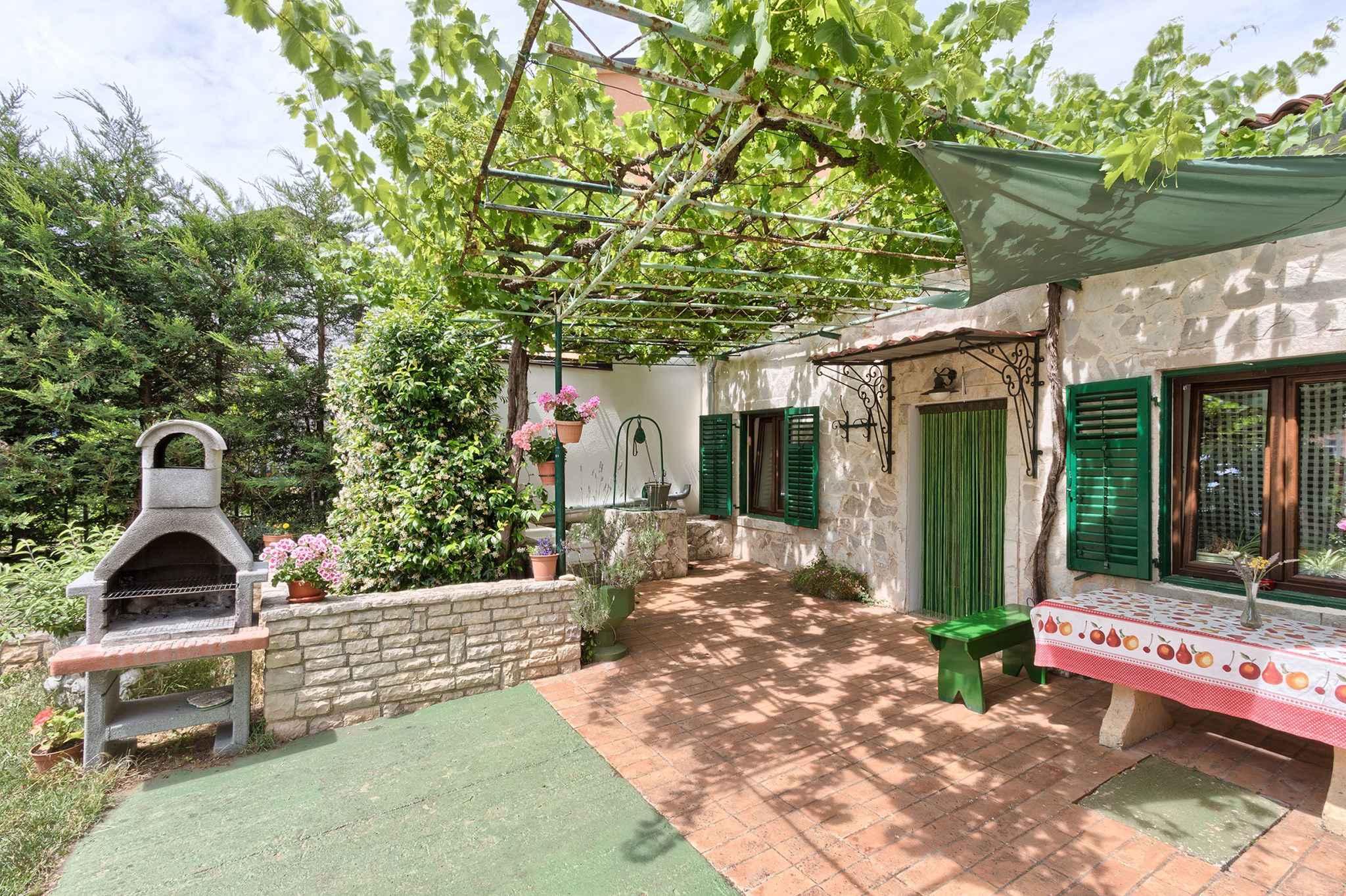 Ferienhaus mit Garten (470324), Marcana, , Istrien, Kroatien, Bild 4