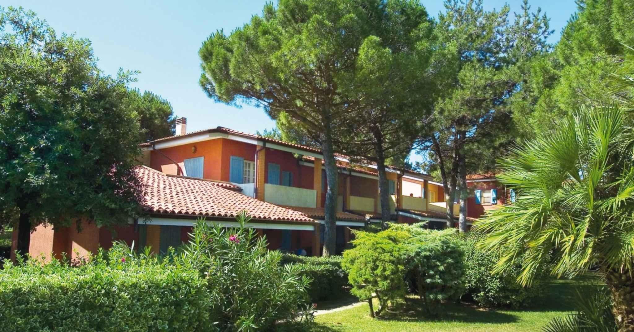 Ferienwohnung im Villaggio Euro Residence Club