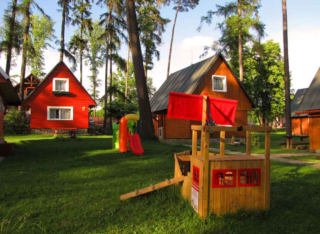 Ferienhaus Hütten Tatry Holiday