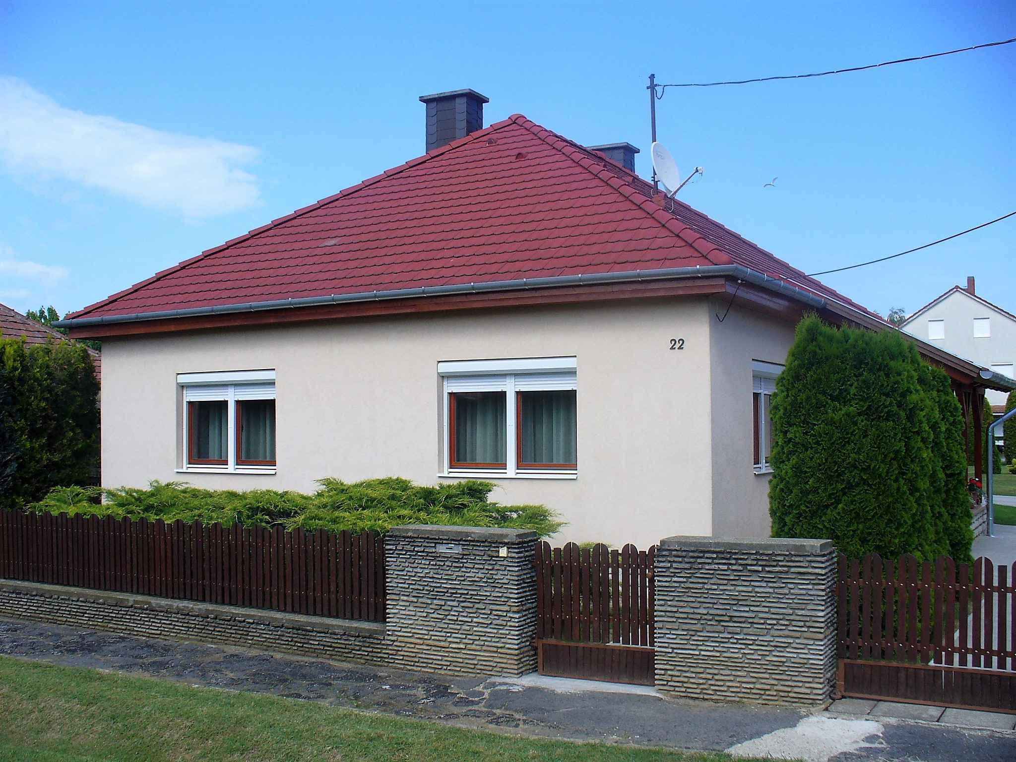 Ferienhaus grillez?vel és vezeték n& Ferienhaus in Ungarn