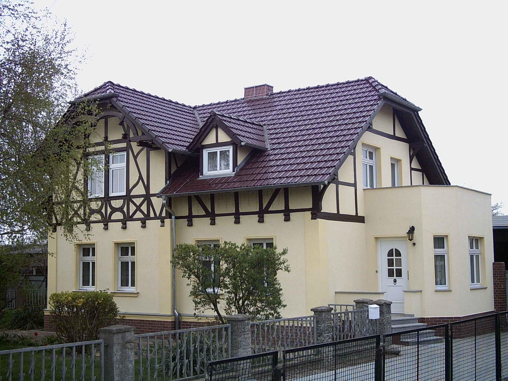 Ferienwohnung in einem Fachwerkhaus im Oderbruch Ferienhaus  Brandenburg