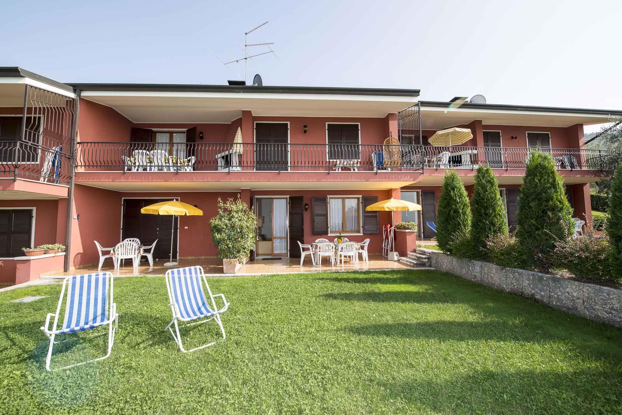Ferienwohnung FerienWohnung mit Terrasse und wunde   Torri del Benaco