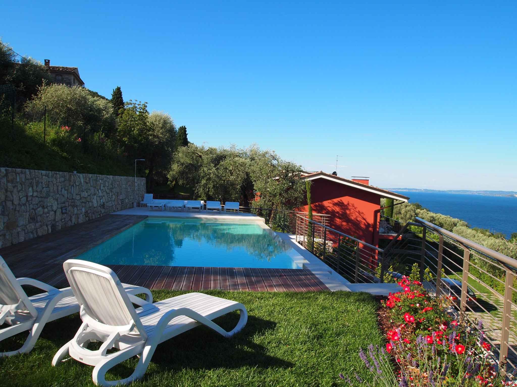 Ferienwohnung mit große Balkon und wundersch   Gardasee - Lago di Garda