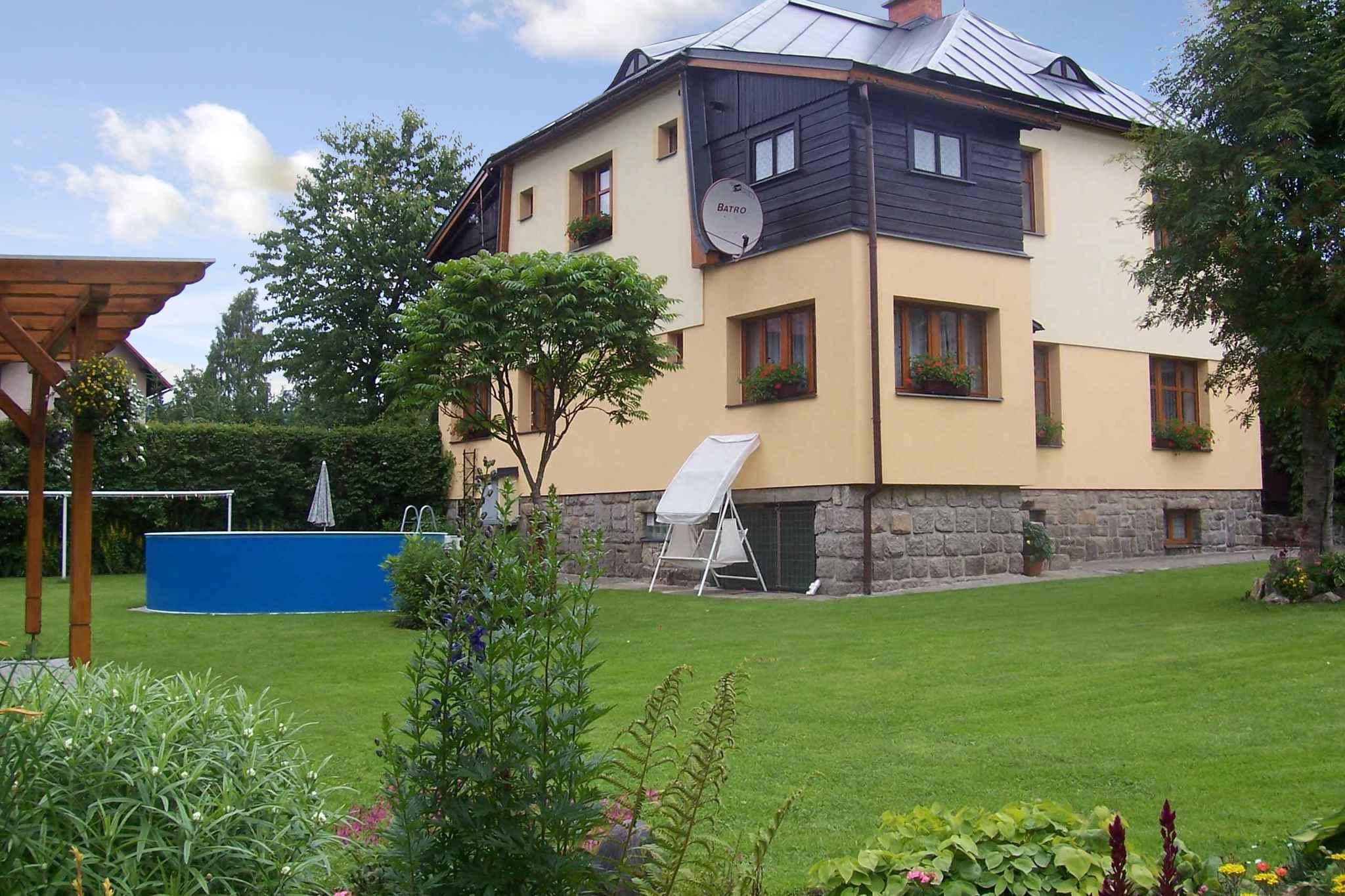 Ferienwohnung in Skiliftnähe Ferienhaus  Tschechische Republik