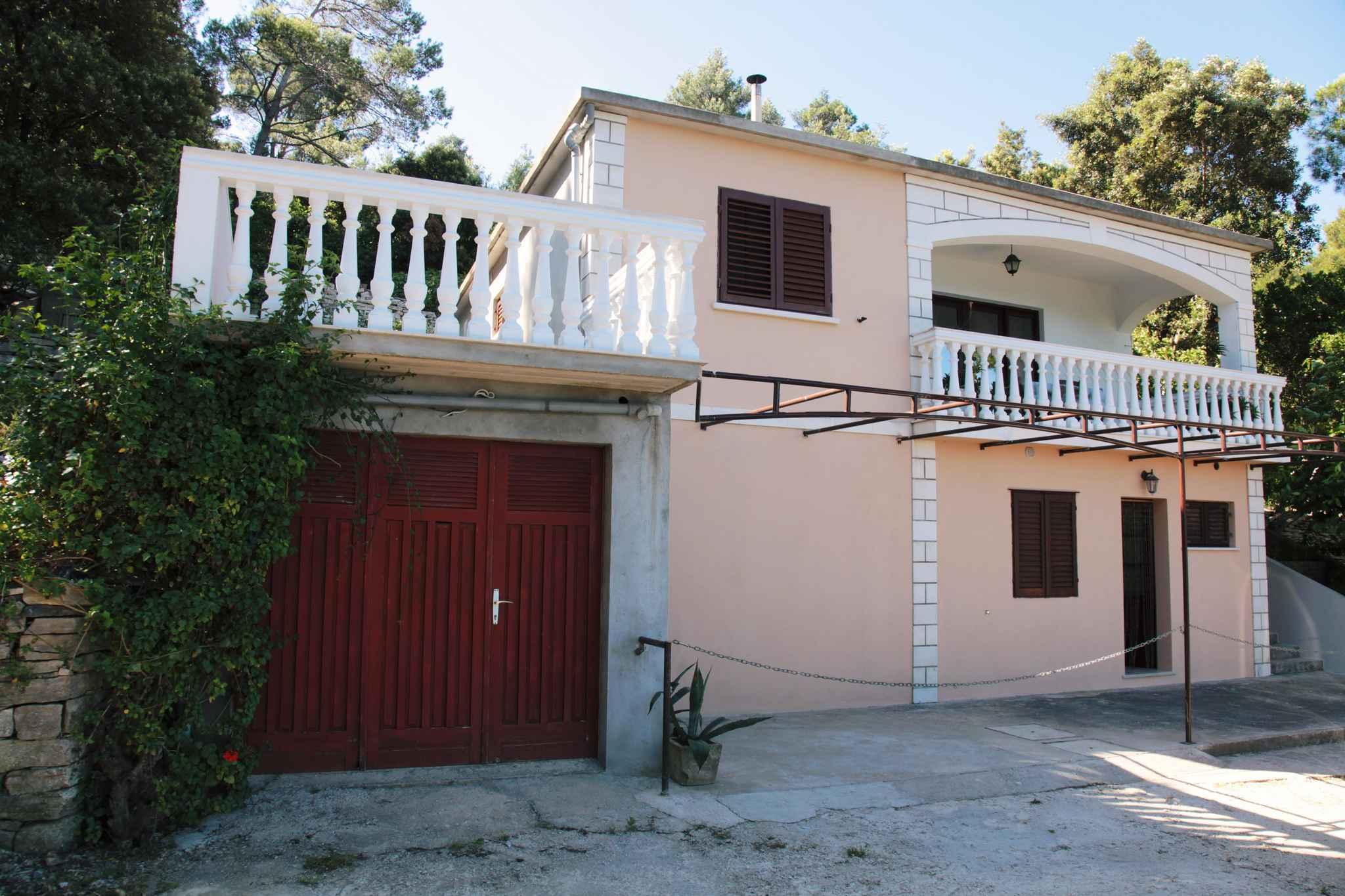 Ferienhaus 50 m vom Strand Ferienhaus in Kroatien