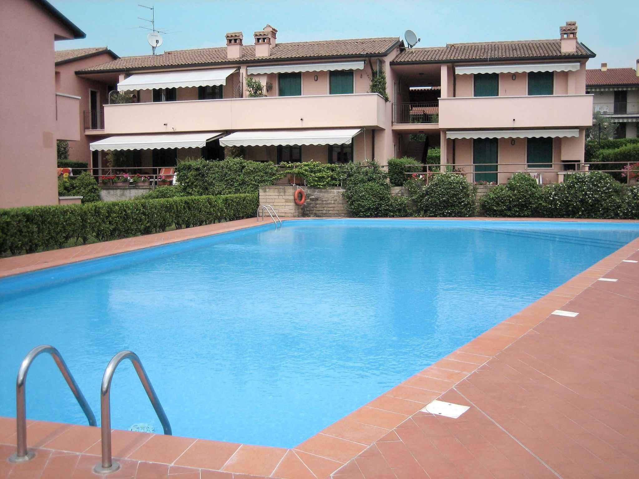 Ferienwohnung con piscina esterna   Gardasee - Lago di Garda