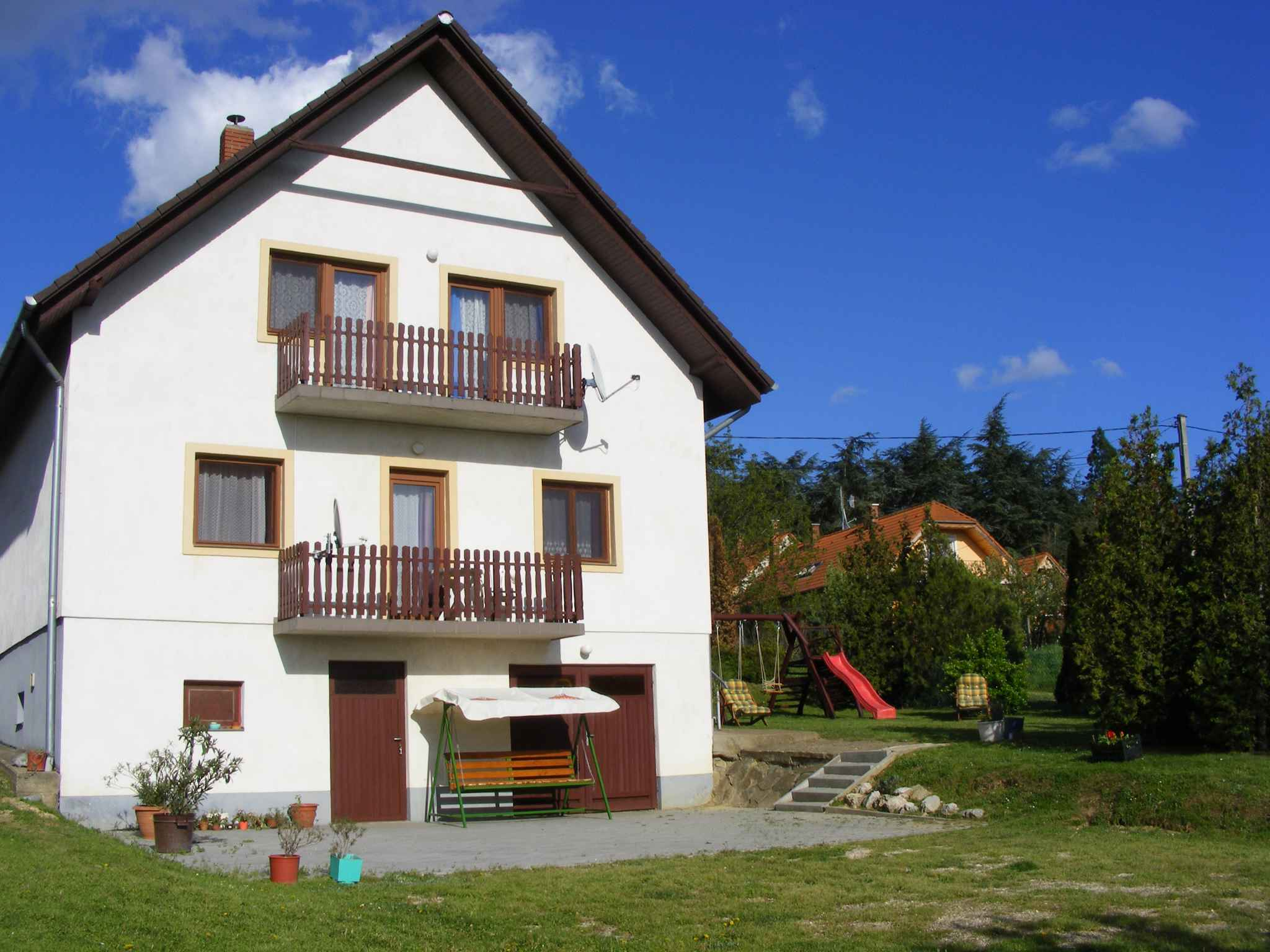 Ferienhaus kilátással Hév&iac Ferienhaus in Ungarn