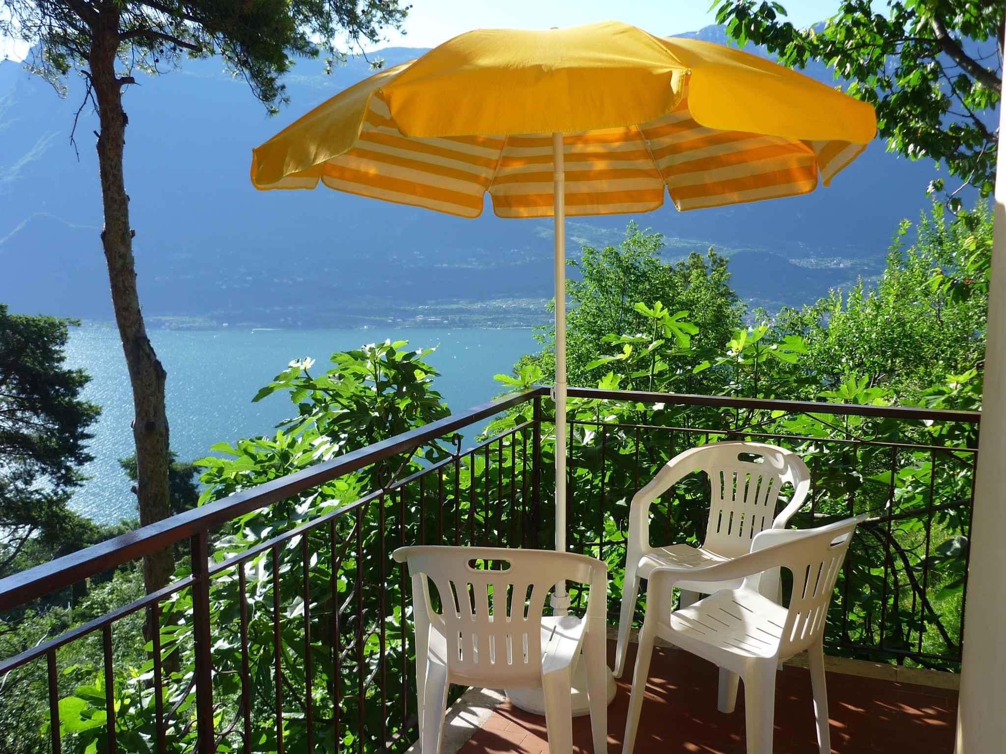 Ferienwohnung mit Seeblick   Tremosine