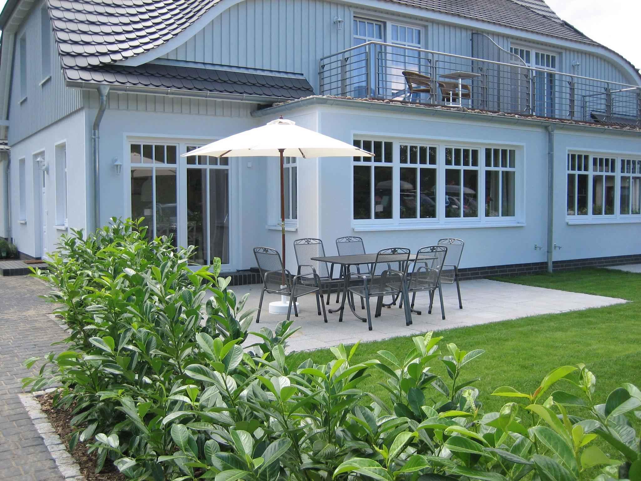 Ferienhaus mit Terrasse und Balkon (650552), Prerow, Fischland-Darss-Zingst, Mecklenburg-Vorpommern, Deutschland, Bild 4