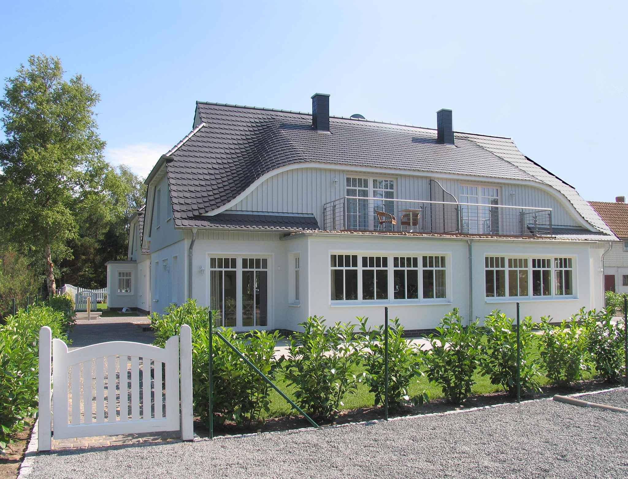 Ferienhaus mit Terrasse und Balkon (650552), Prerow, Fischland-Darss-Zingst, Mecklenburg-Vorpommern, Deutschland, Bild 2