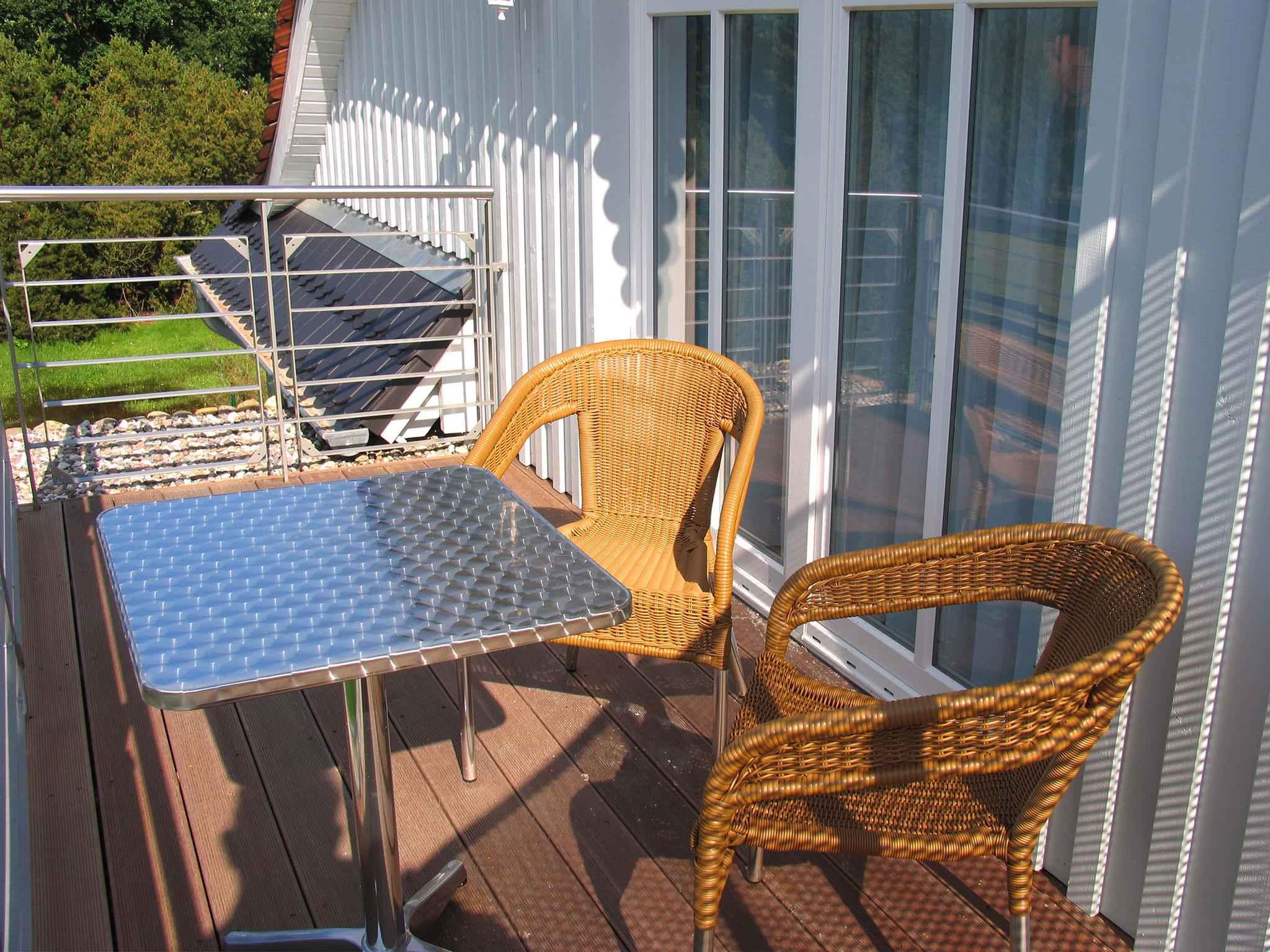 Ferienhaus mit Terrasse und Balkon (650552), Prerow, Fischland-Darss-Zingst, Mecklenburg-Vorpommern, Deutschland, Bild 5
