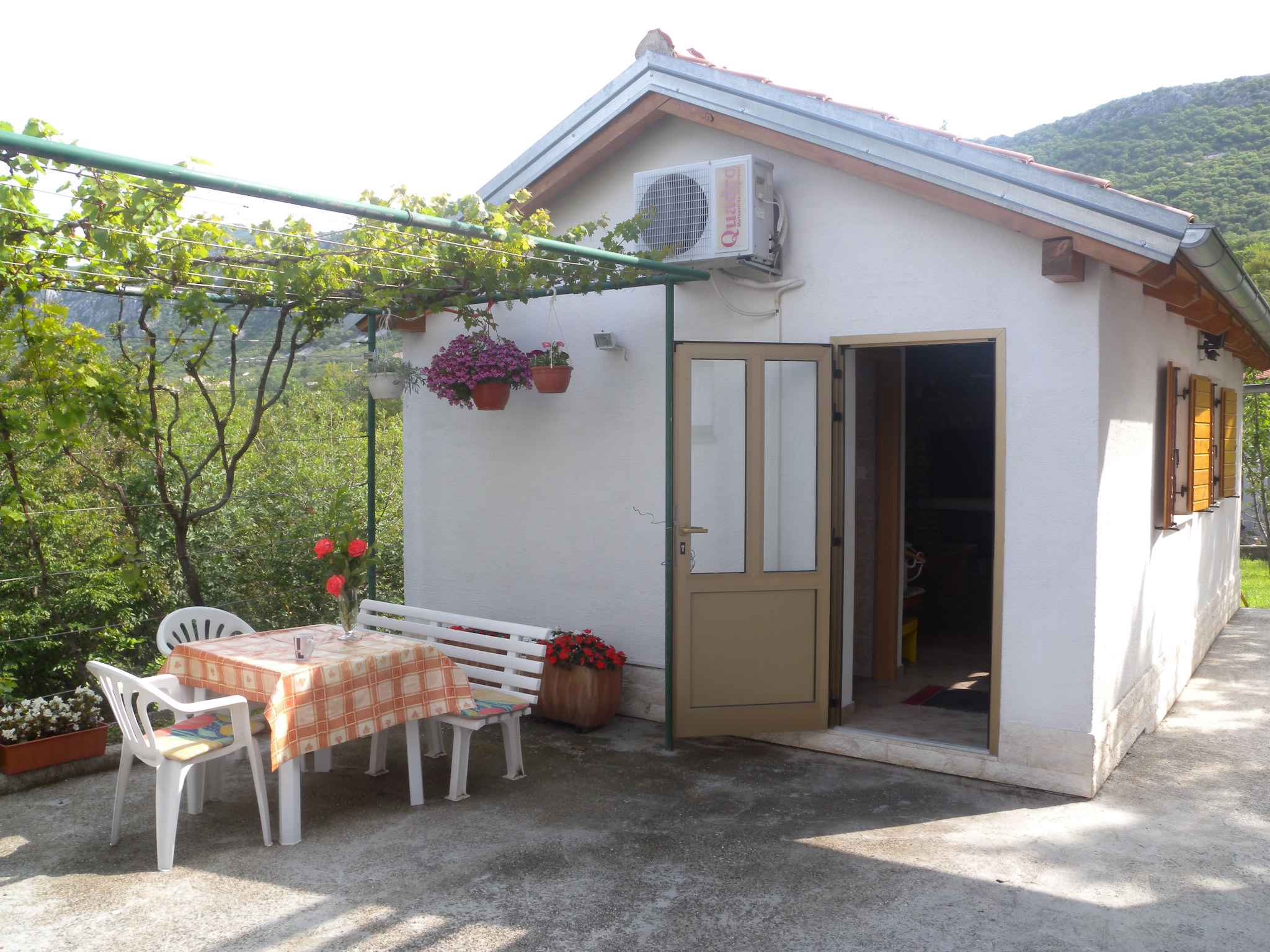 Appartement de vacances s ljetnom kuhinjom i bazenom (648047), Grižane, , Kvarner, Croatie, image 10