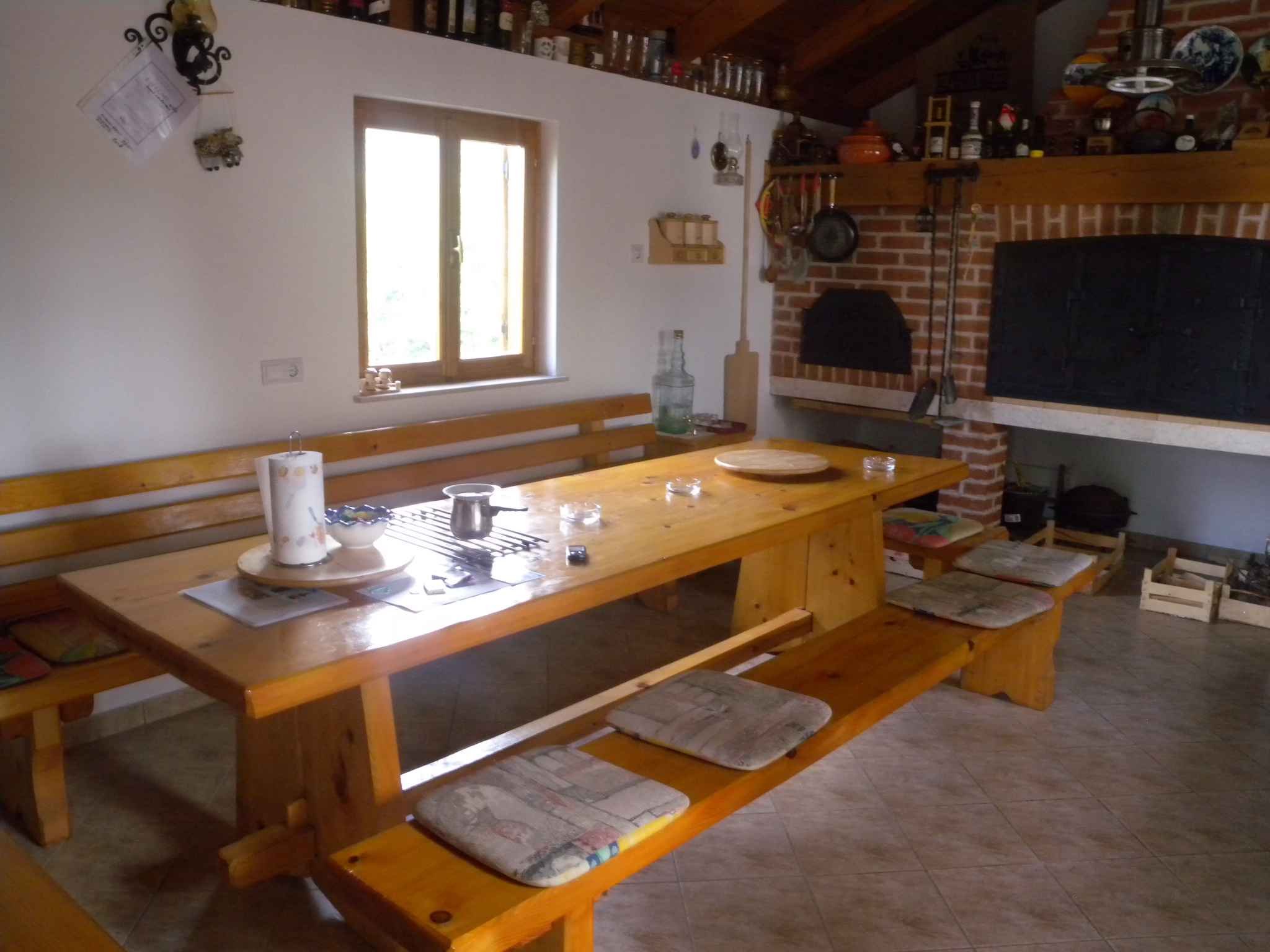 Appartement de vacances s ljetnom kuhinjom i bazenom (648047), Grižane, , Kvarner, Croatie, image 13