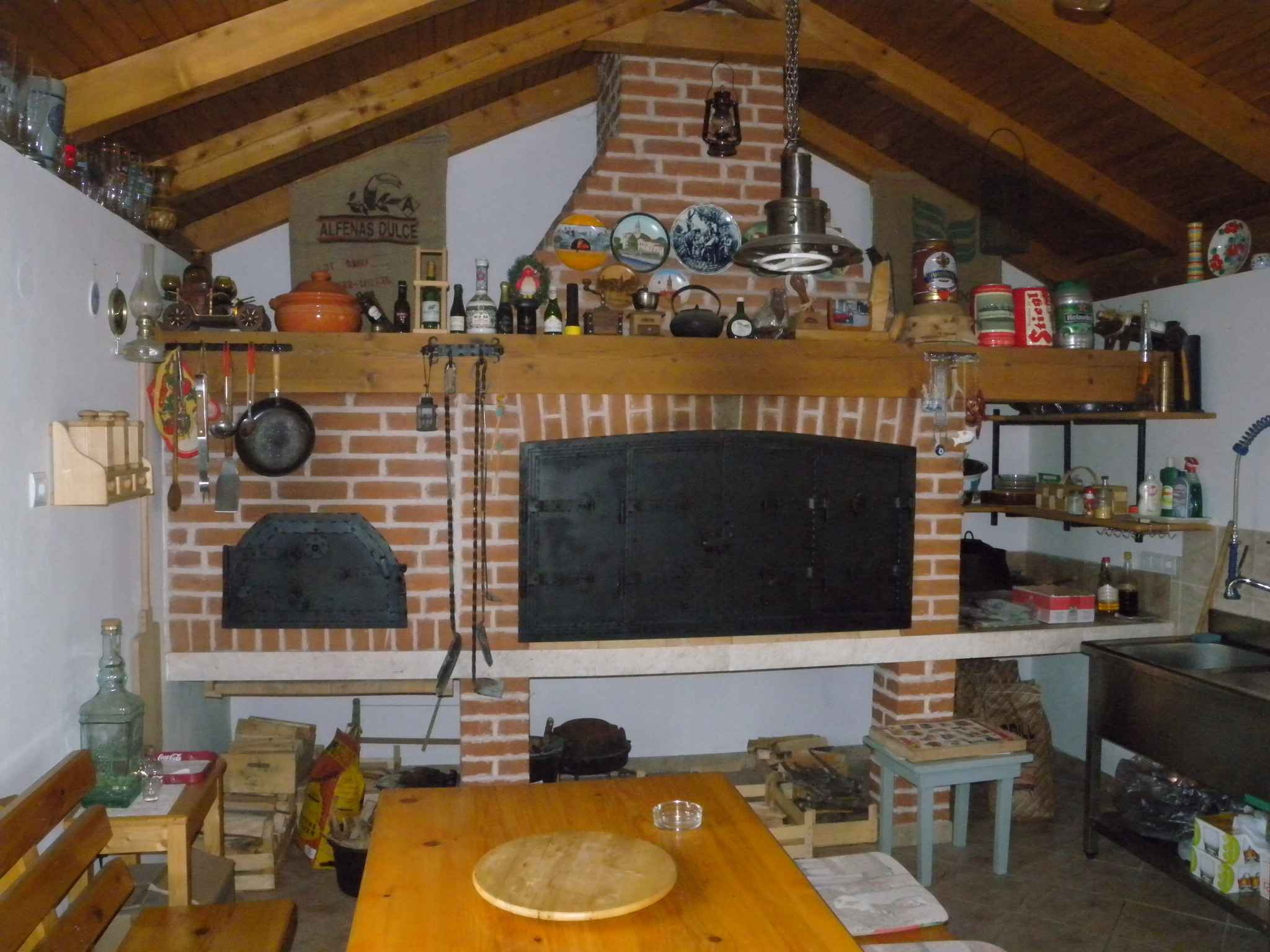 Appartement de vacances s ljetnom kuhinjom i bazenom (648047), Grižane, , Kvarner, Croatie, image 14
