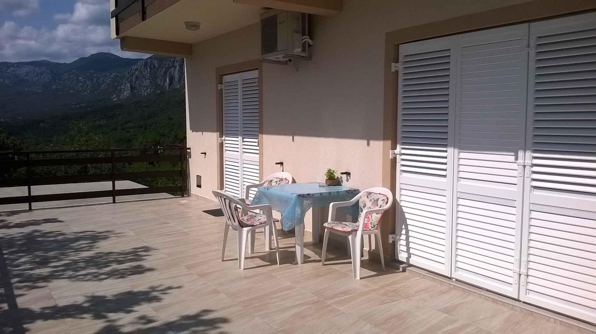 Appartement de vacances s ljetnom kuhinjom i bazenom (648047), Grižane, , Kvarner, Croatie, image 4