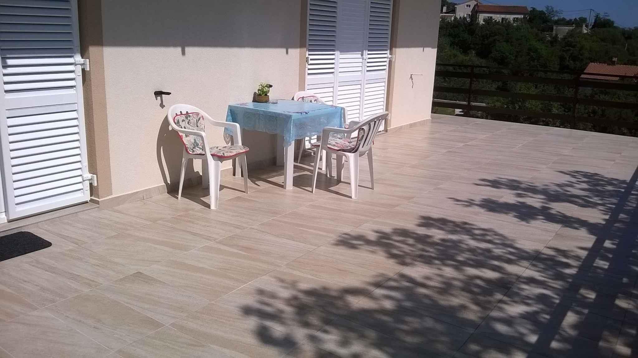 Appartement de vacances s ljetnom kuhinjom i bazenom (648047), Grižane, , Kvarner, Croatie, image 5