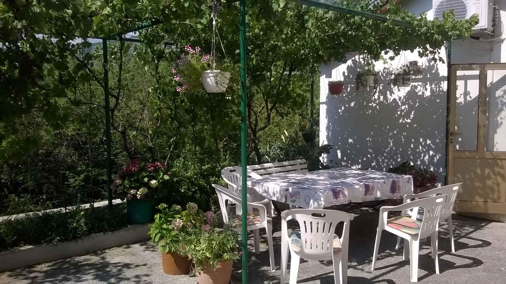 Appartement de vacances s ljetnom kuhinjom i bazenom (648047), Grižane, , Kvarner, Croatie, image 6