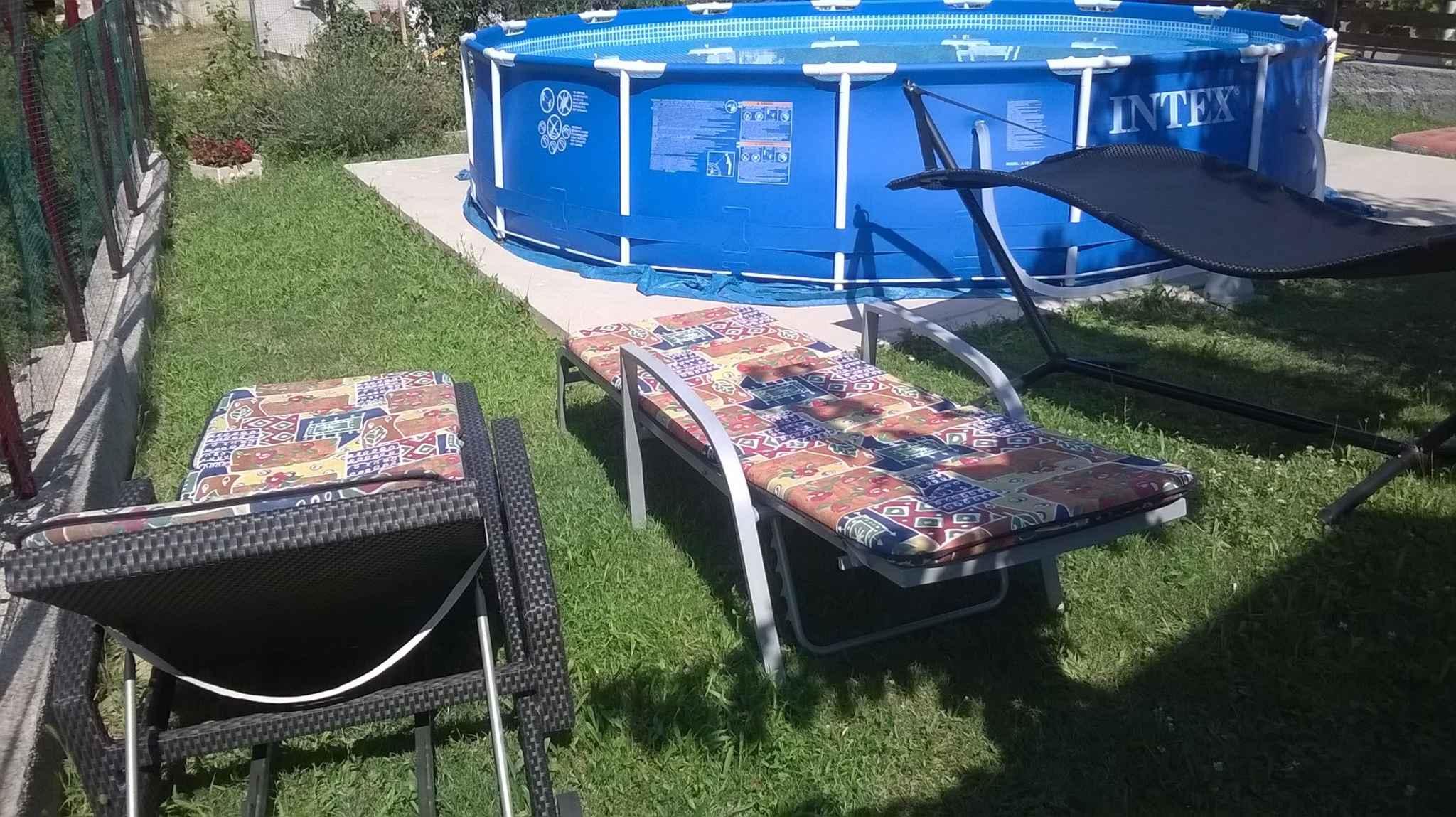 Appartement de vacances s ljetnom kuhinjom i bazenom (648047), Grižane, , Kvarner, Croatie, image 8
