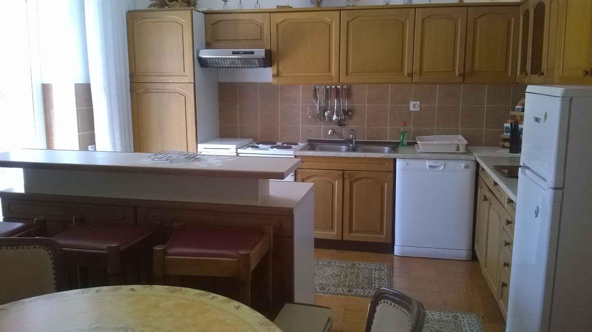 Appartement de vacances s ljetnom kuhinjom i bazenom (648047), Grižane, , Kvarner, Croatie, image 15