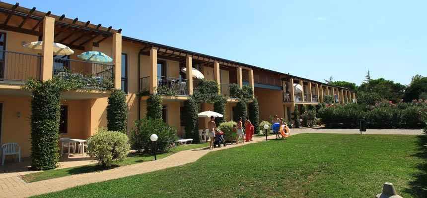 Ferienwohnung Ferienanlage Bella Italia   Gardasee - Lago di Garda