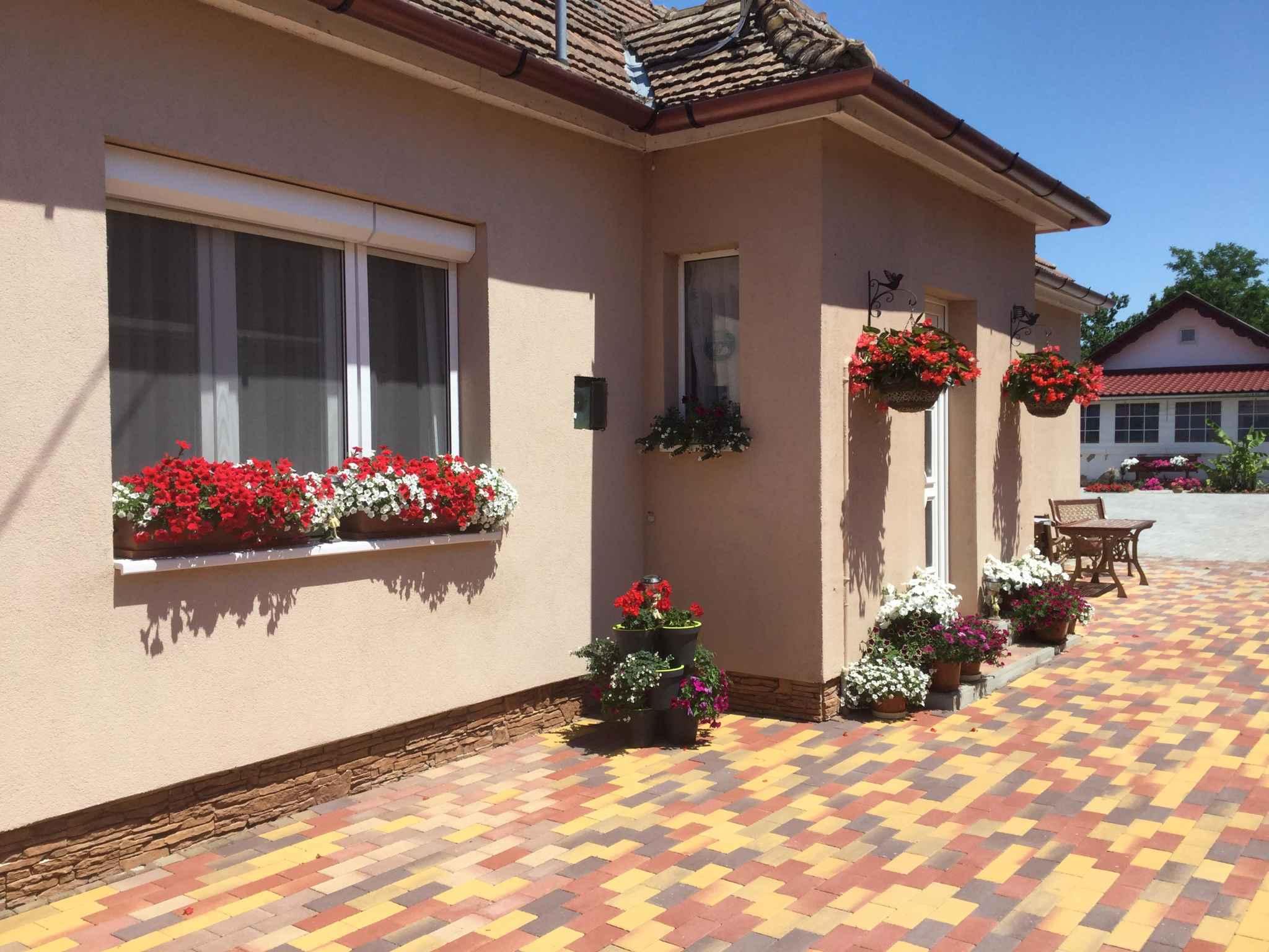 Ferienhaus mit Kamin, Waschmaschine und Geschirrsp  in Ungarn