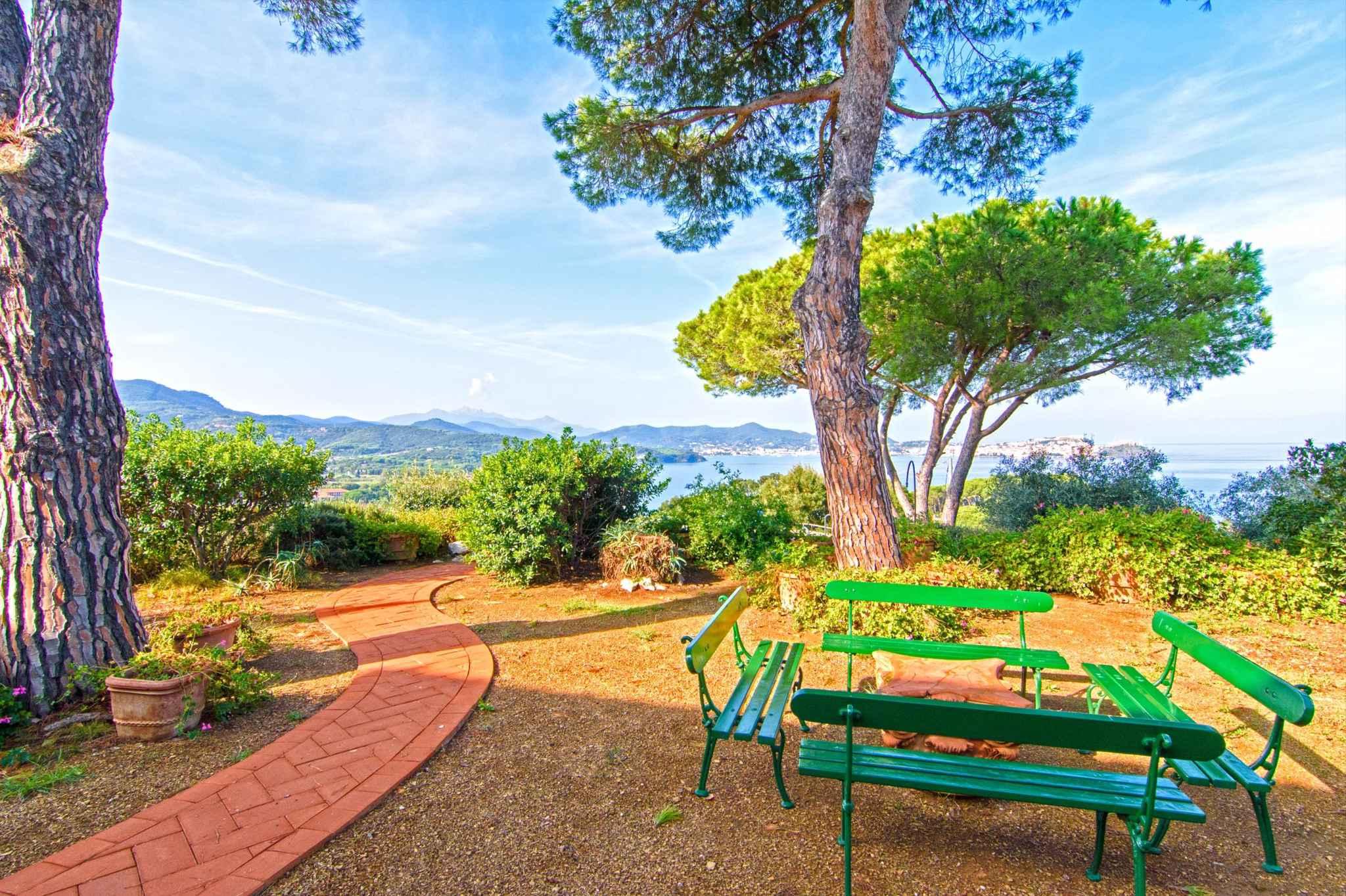 Ferienhaus Villa mit Whirlpool und Grillmöglichkeit (760810), Portoferraio, Elba, Toskana, Italien, Bild 8