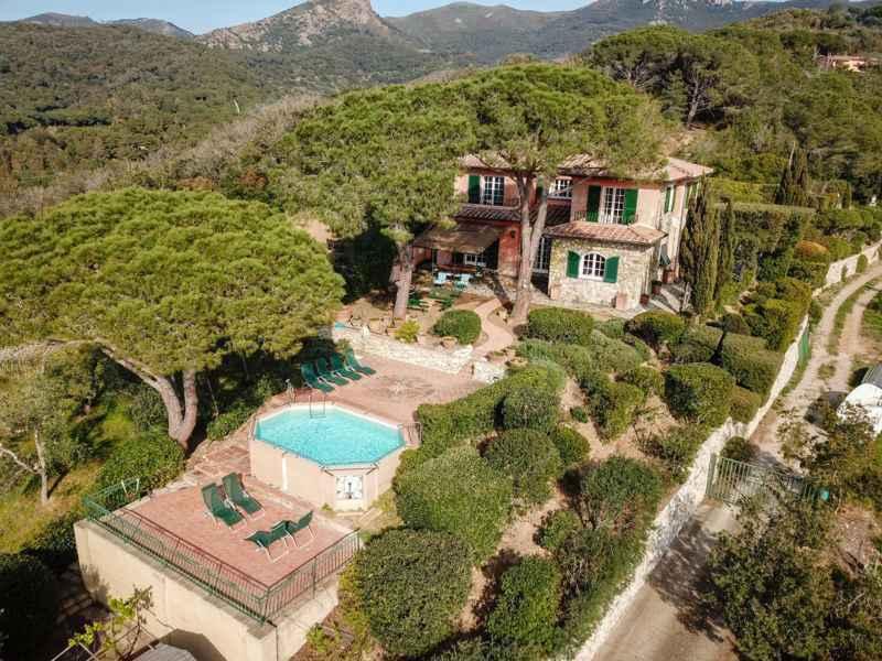 Ferienhaus Villa mit Whirlpool und Grillmöglichkeit (760810), Portoferraio, Elba, Toskana, Italien, Bild 10