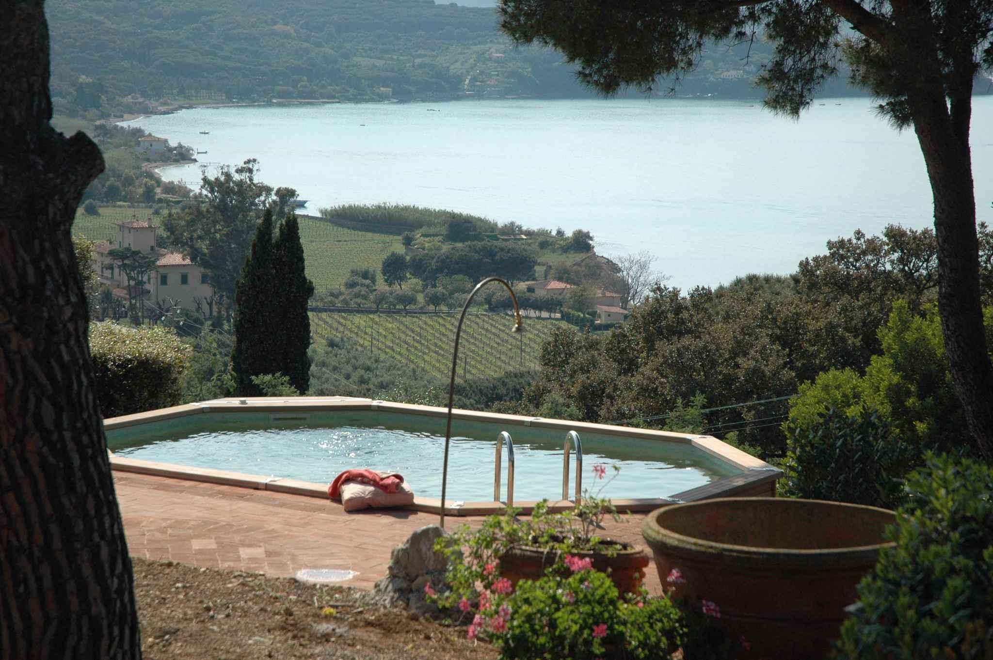 Ferienhaus Villa mit Whirlpool und Grillmöglichkeit (760810), Portoferraio, Elba, Toskana, Italien, Bild 4
