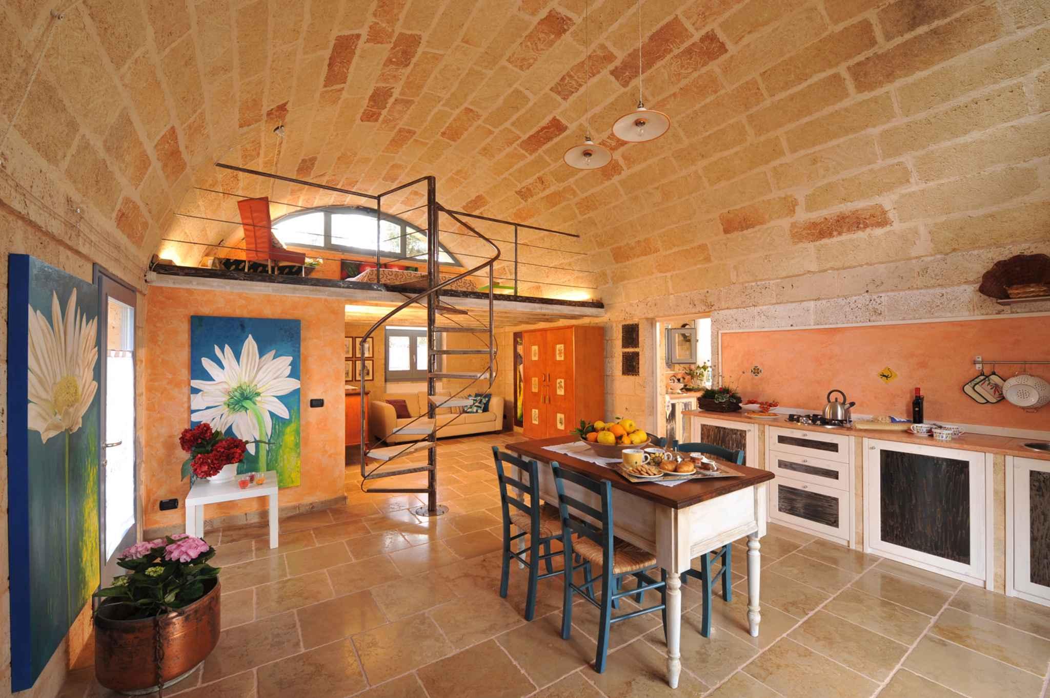 Ferienwohnung in einem Olivenhain (778495), Spongano, Lecce, Apulien, Italien, Bild 8