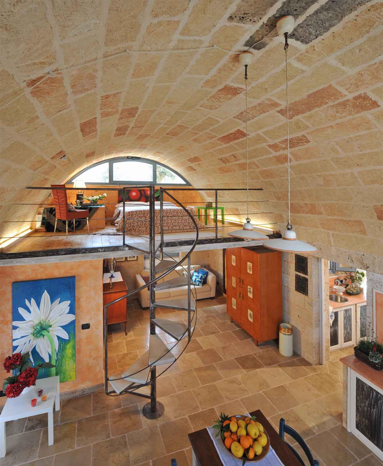 Ferienwohnung in einem Olivenhain (778495), Spongano, Lecce, Apulien, Italien, Bild 7