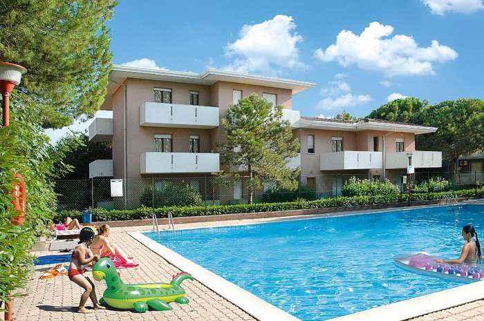 Ferienwohnung Condominio Orsa Maggiore