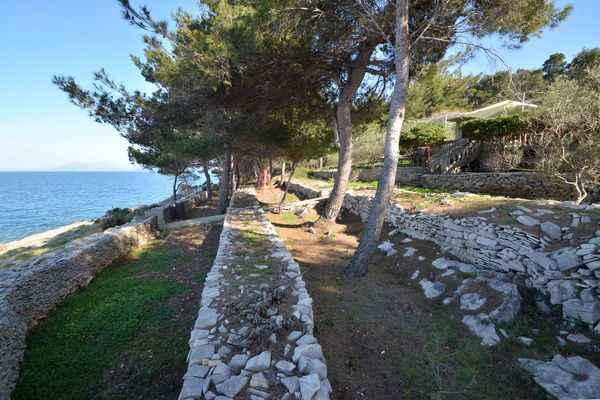 Ferienhaus 15 m vom Strand Ferienhaus in Kroatien