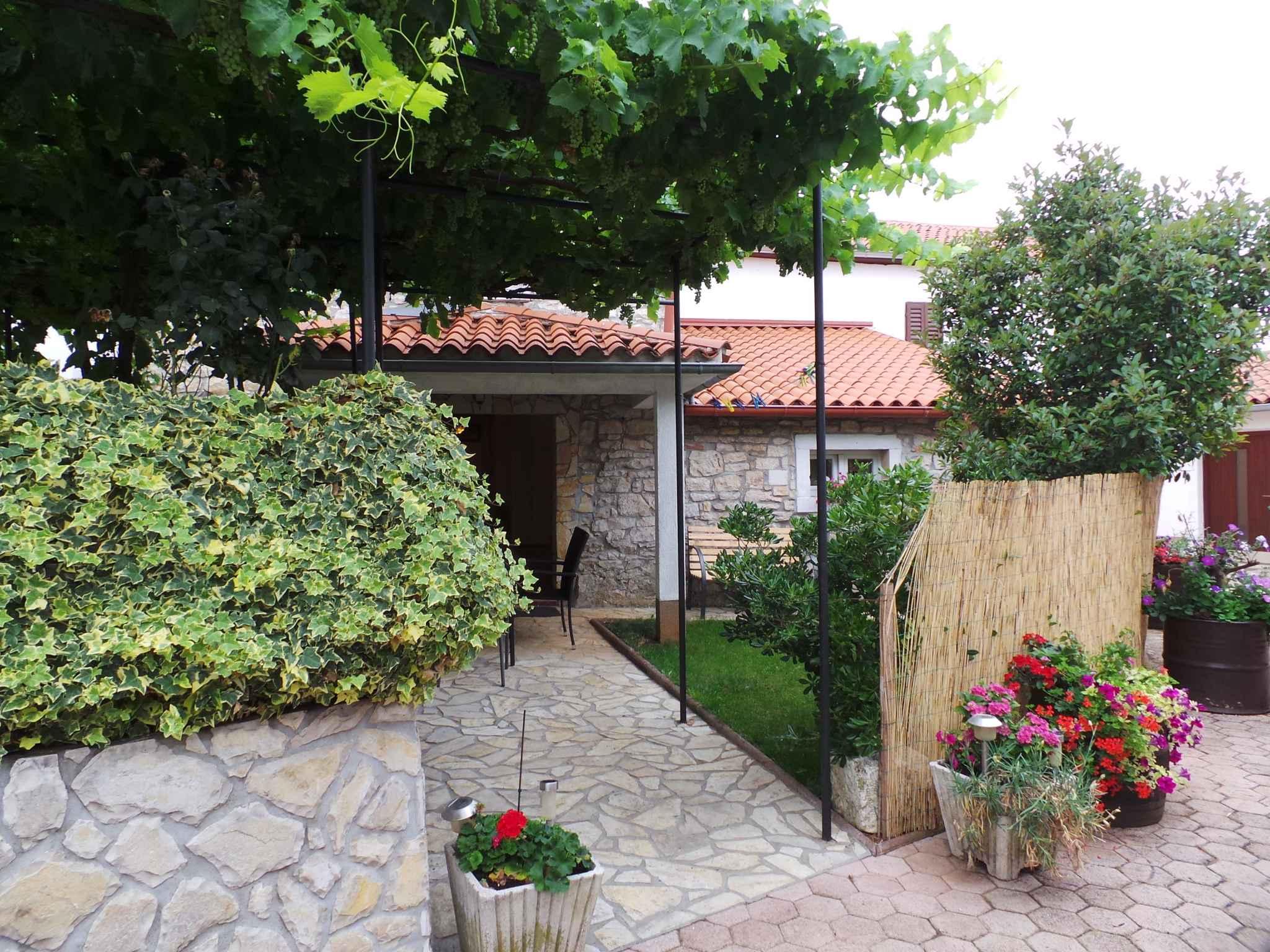 Ferienhaus in ruhiger Lage mit Klimaanlage  in Kroatien