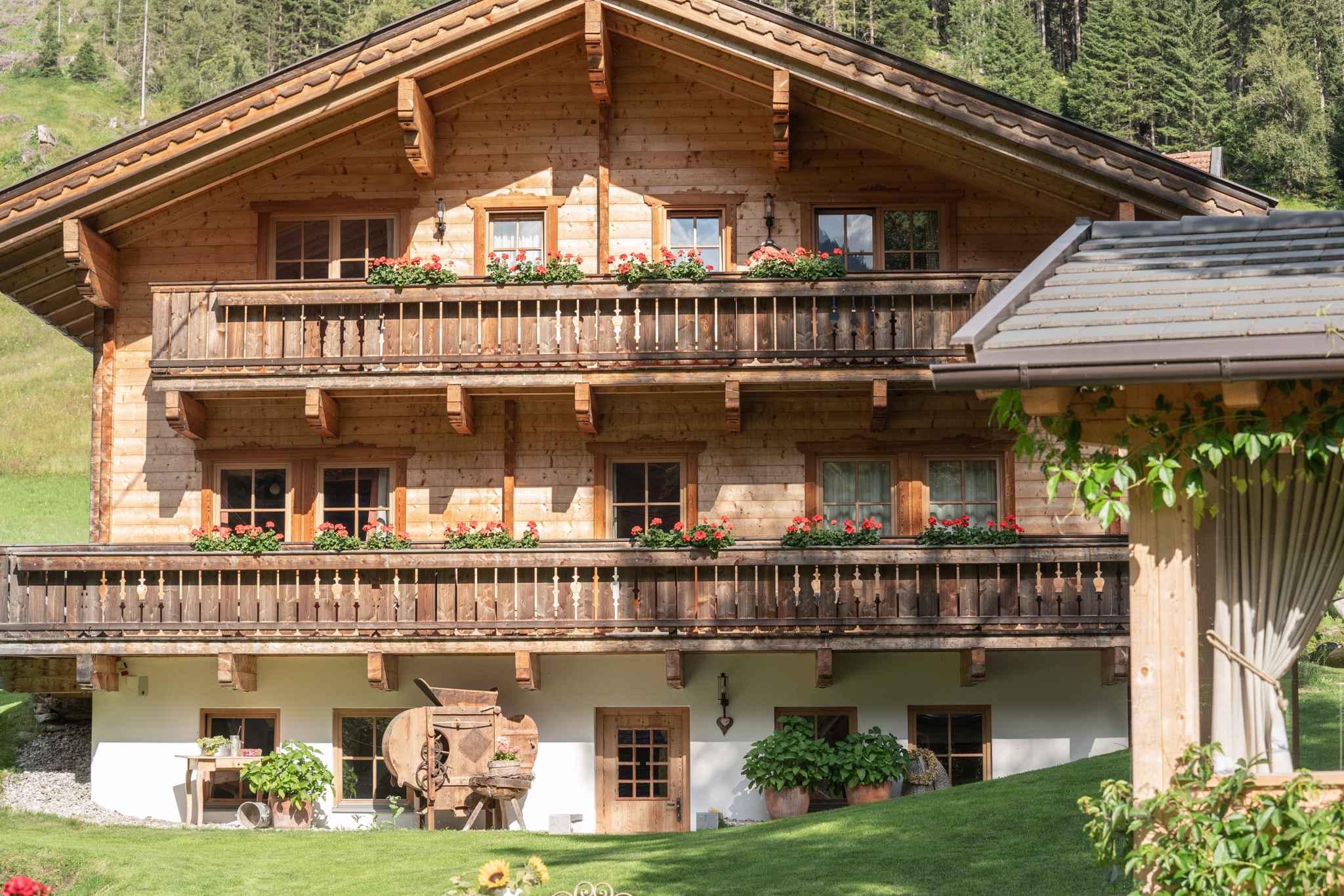 Ferienhaus mit Balkon (957047), Außervillgraten, Osttirol, Tirol, Österreich, Bild 9