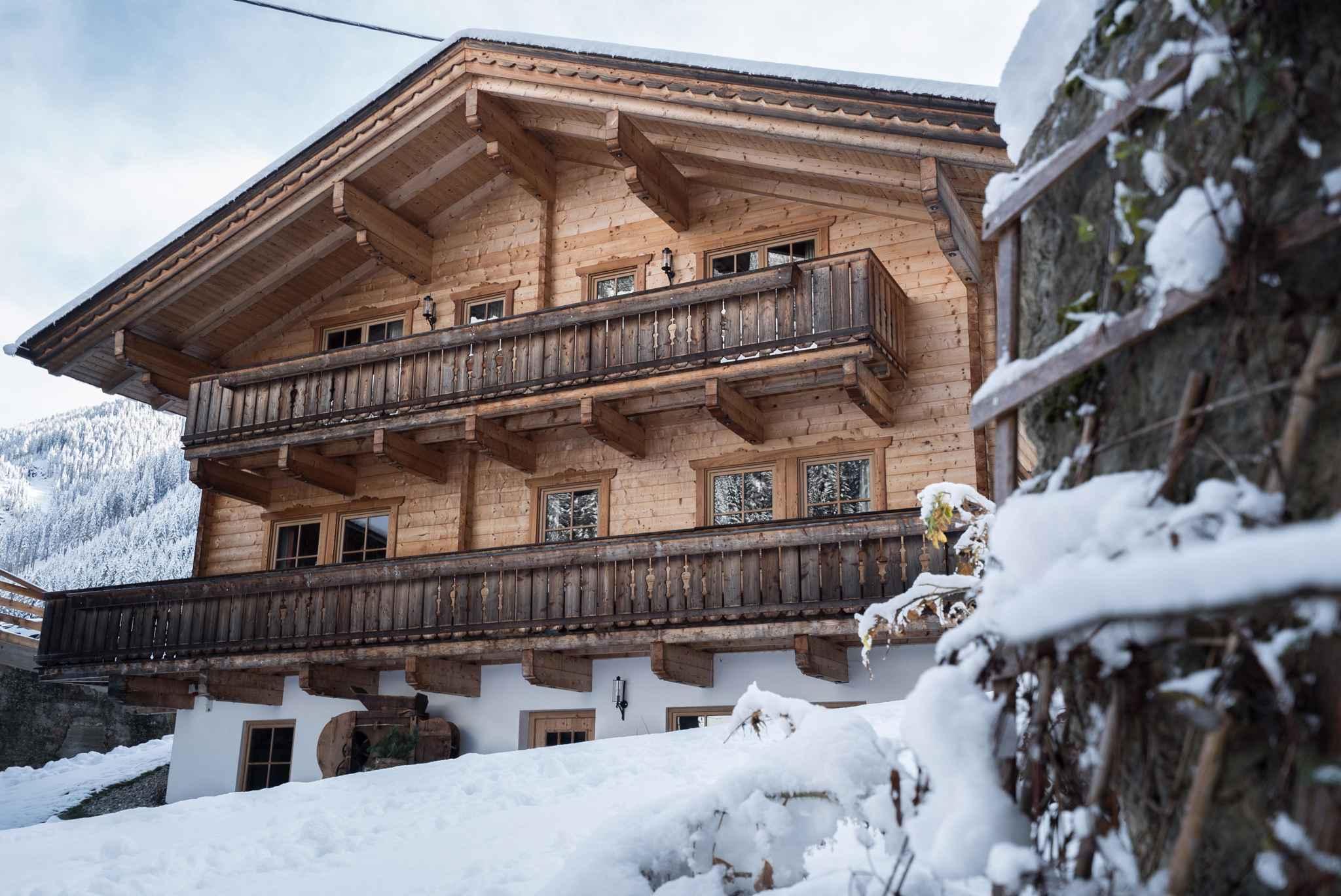 Ferienhaus mit Balkon (957047), Außervillgraten, Osttirol, Tirol, Österreich, Bild 4