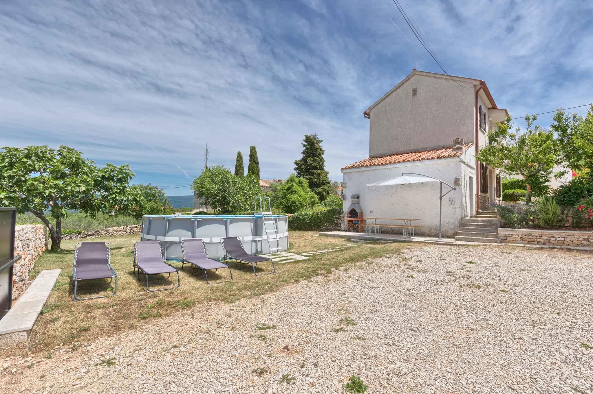 Ferienhaus mit Aussenpool im Dorf (974973), Marcana, , Istrien, Kroatien, Bild 1