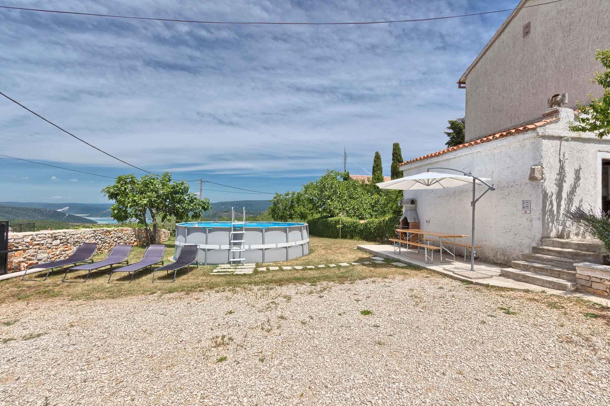 Ferienhaus mit Aussenpool im Dorf (974973), Marcana, , Istrien, Kroatien, Bild 2
