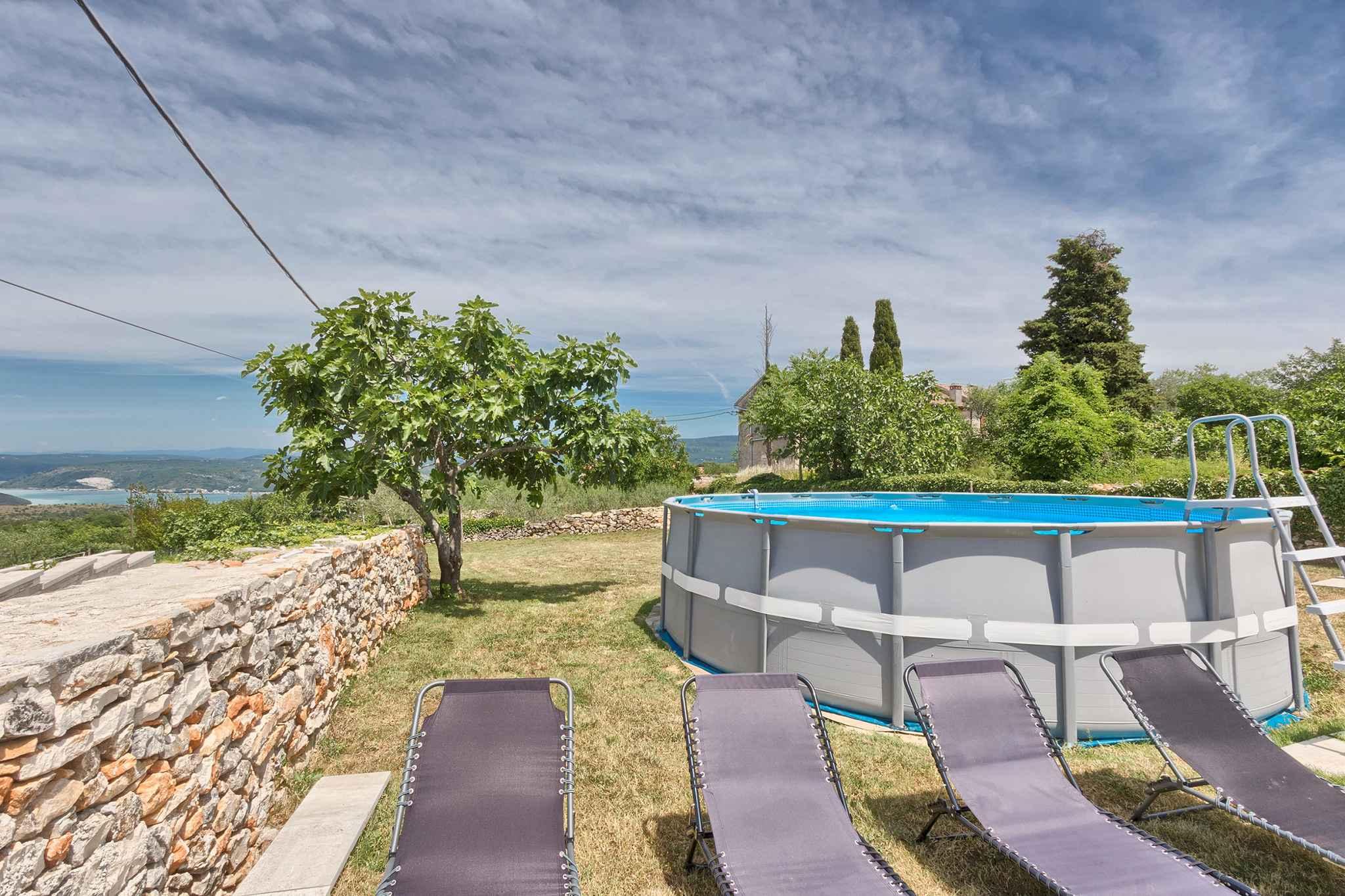 Ferienhaus mit Aussenpool im Dorf (974973), Marcana, , Istrien, Kroatien, Bild 3