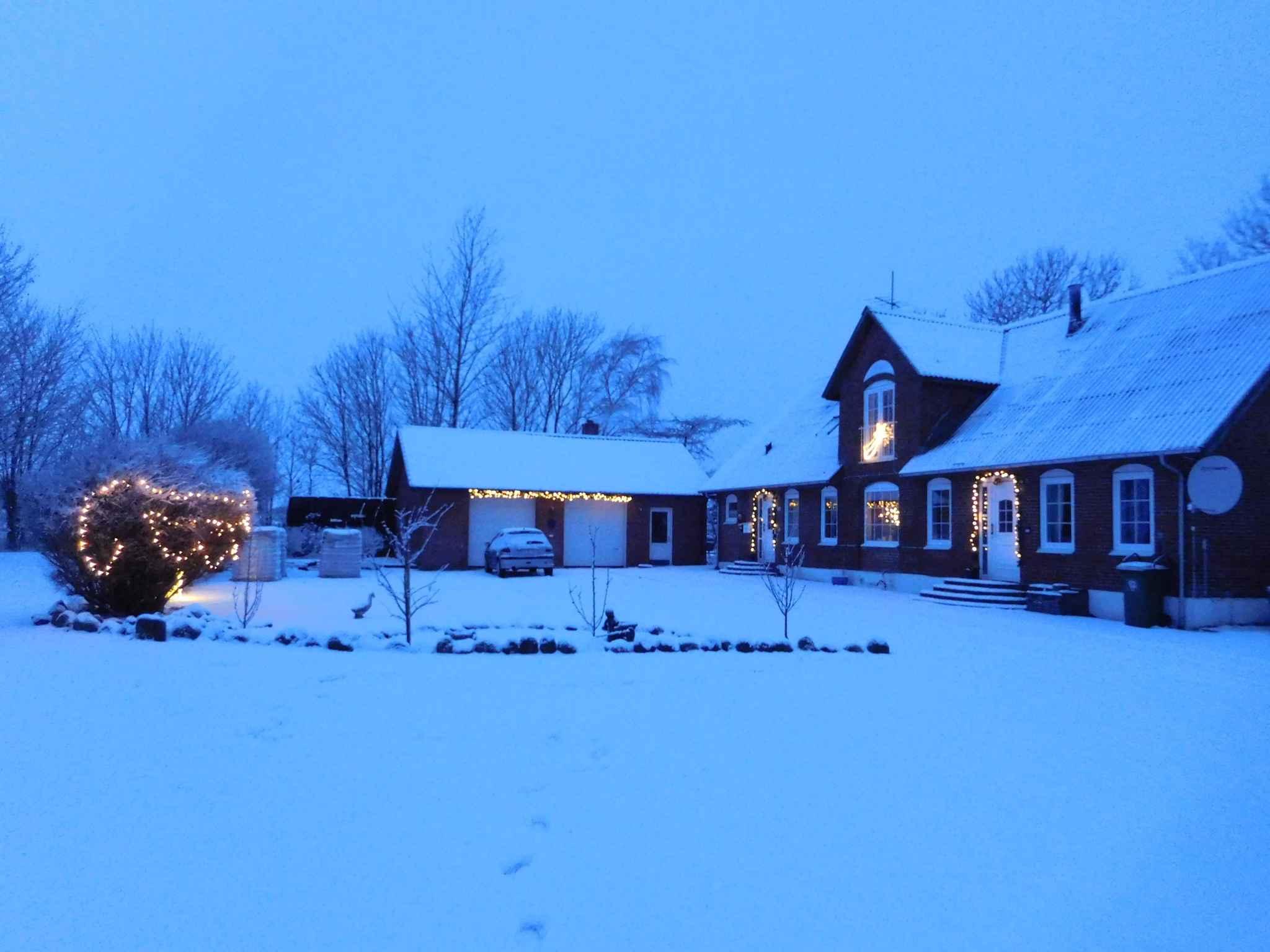 Ferienwohnung inkl. Kaminofen und schönem Blick auf die umliegenden Felder (1670562), Fjerritslev, , Nordwestjütland, Dänemark, Bild 3