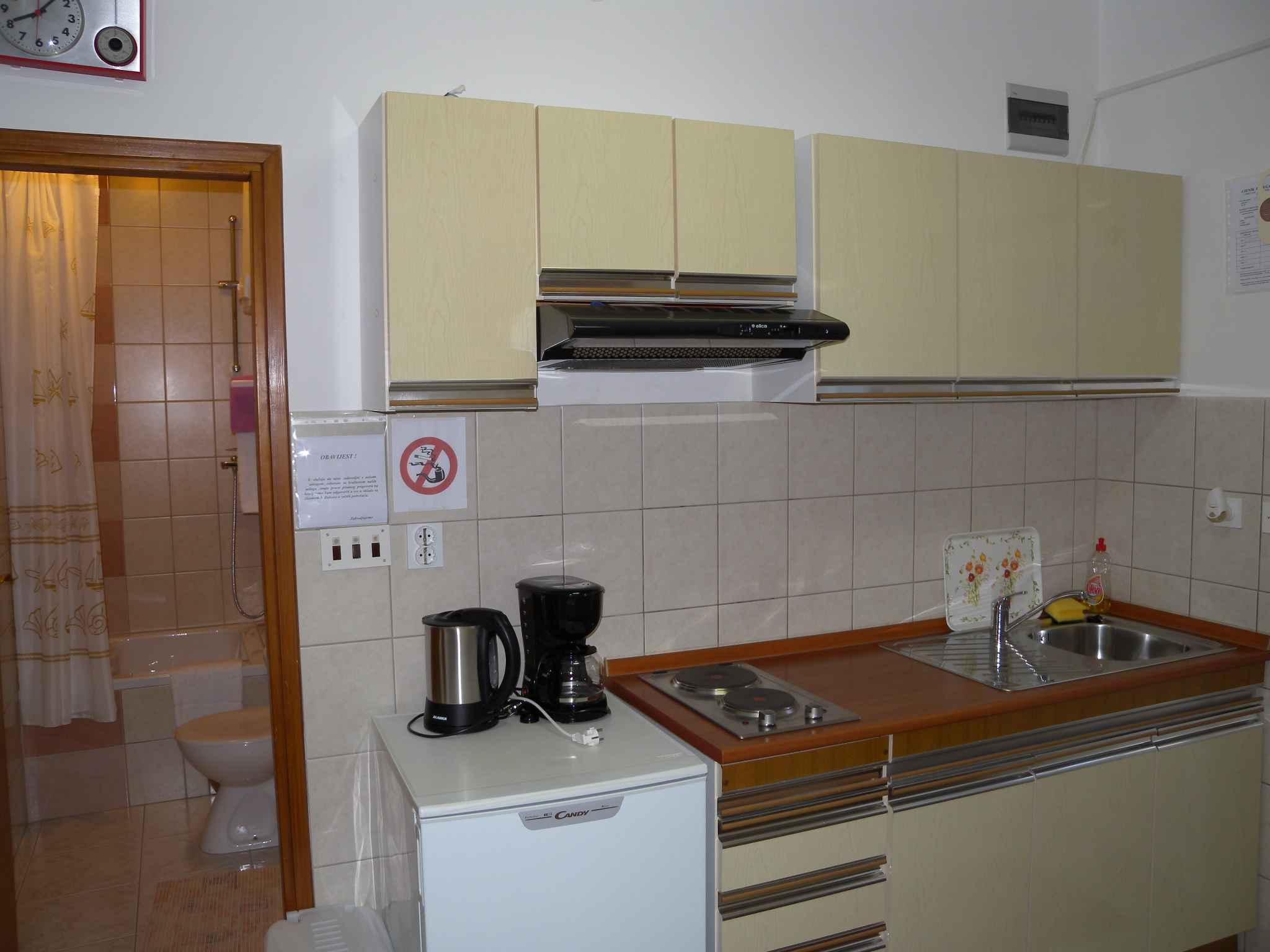 Ferienwohnung Studio mit Grillmöglichkeit (1025930), Kraljevica, , Kvarner, Kroatien, Bild 9