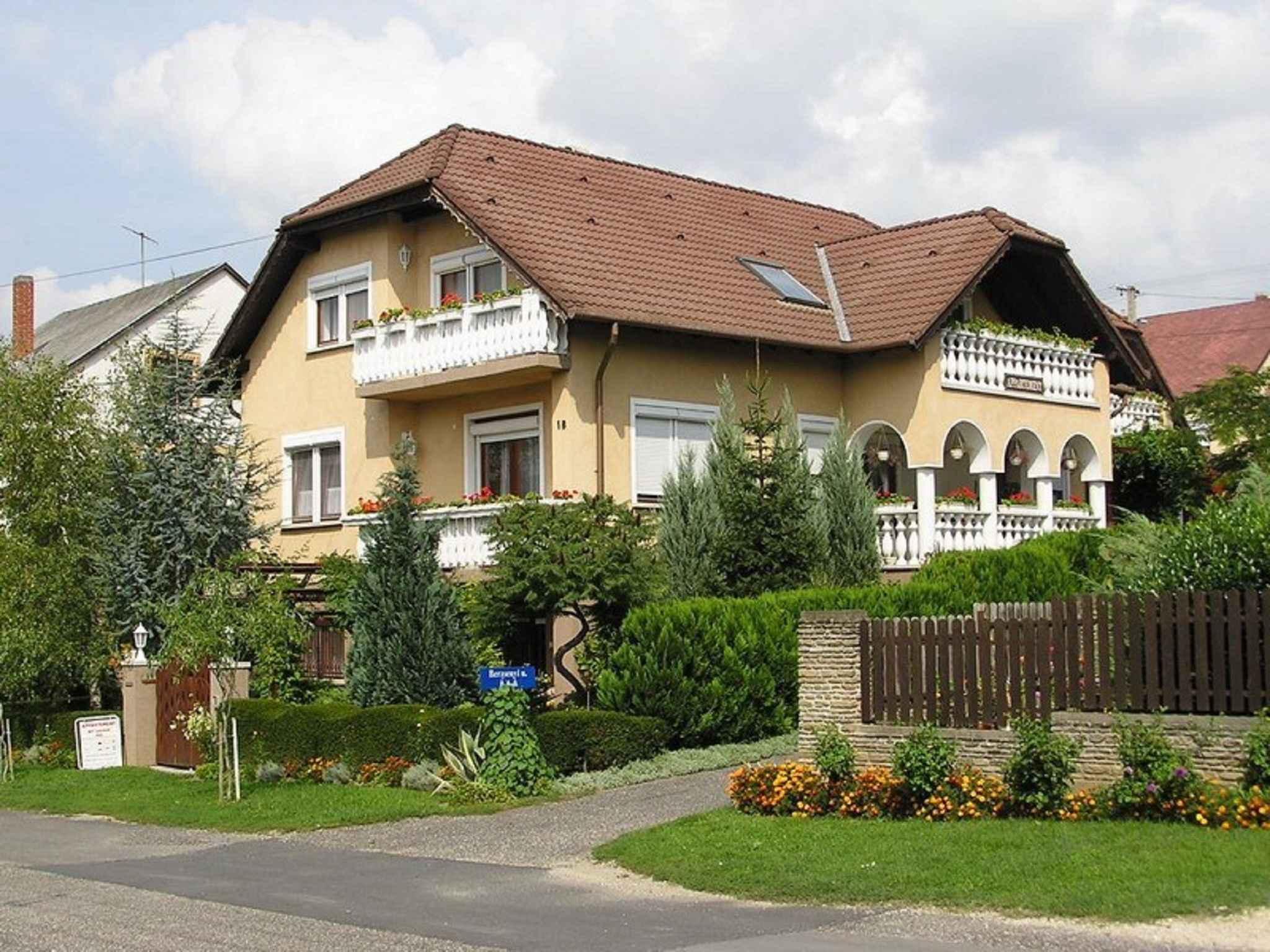 Ferienhaus con balcone Ferienhaus in Ungarn