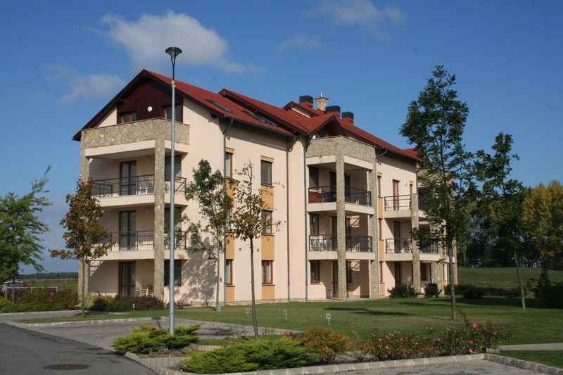 Ferienwohnung csak 500 méterre a golfp&aacu  in Ungarn