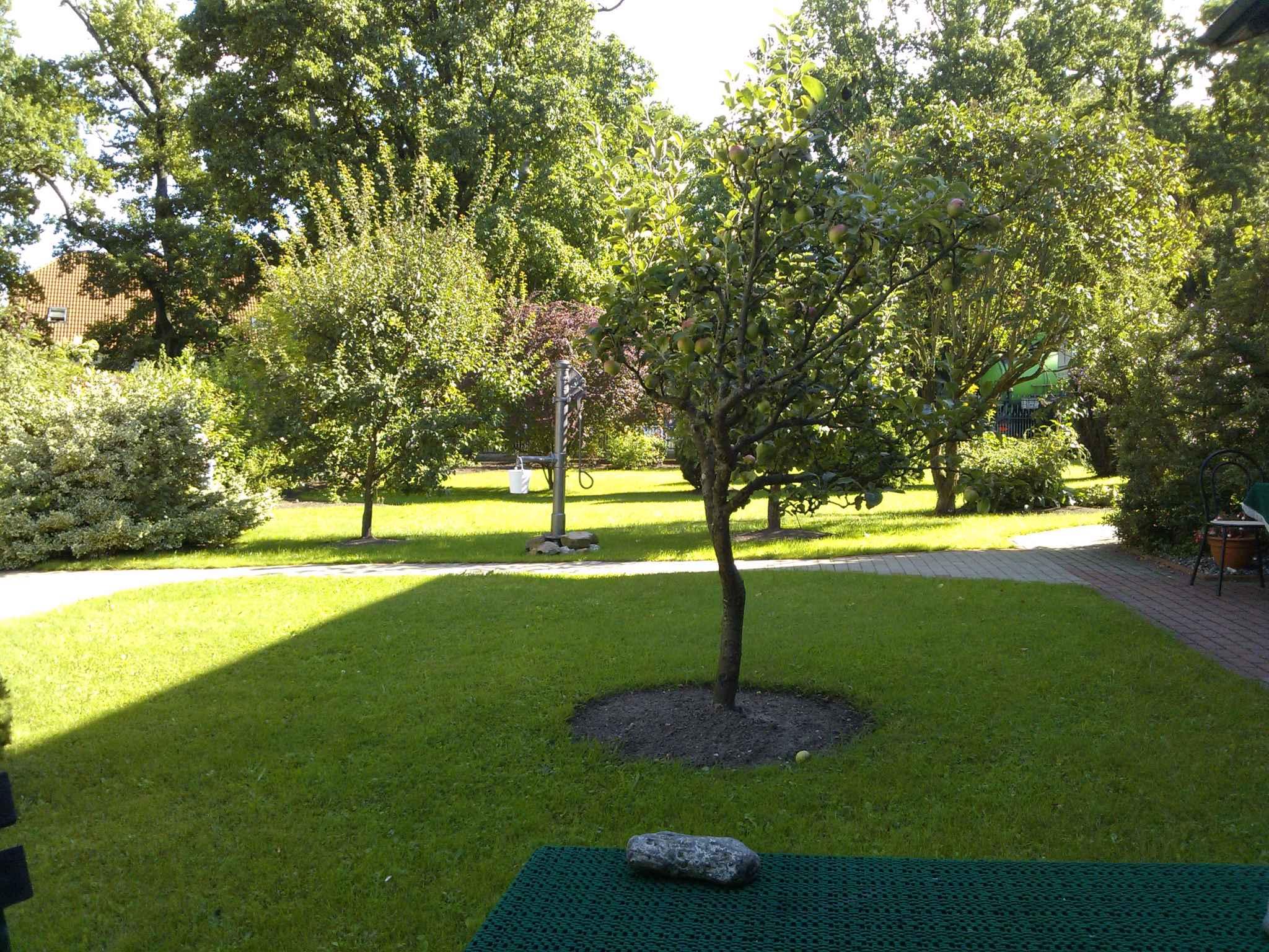 Studio mit Garten