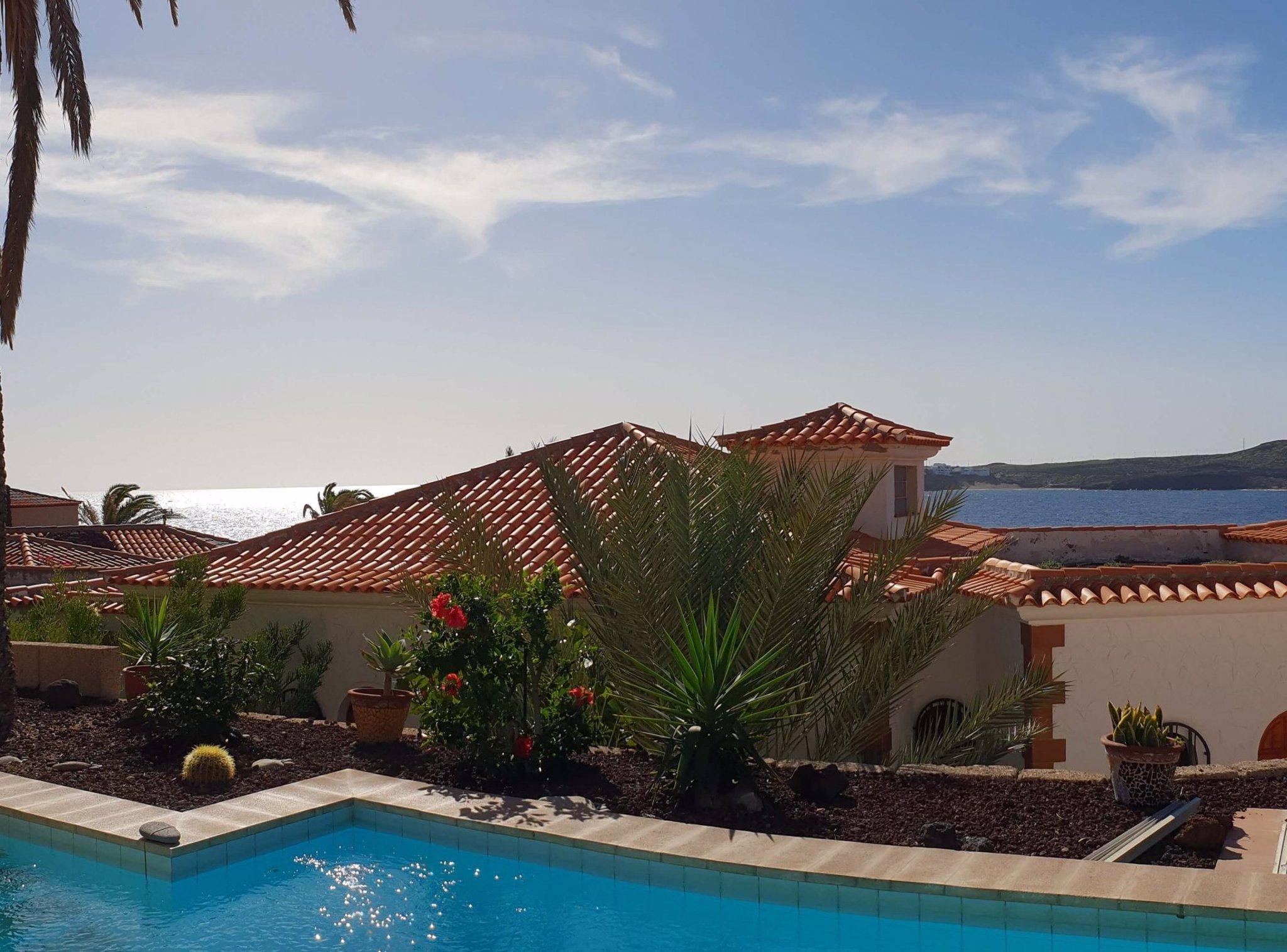 Ferienhaus direkt am Meer mit eigenem Pool (1671160), Poris de Abona, Teneriffa, Kanarische Inseln, Spanien, Bild 6