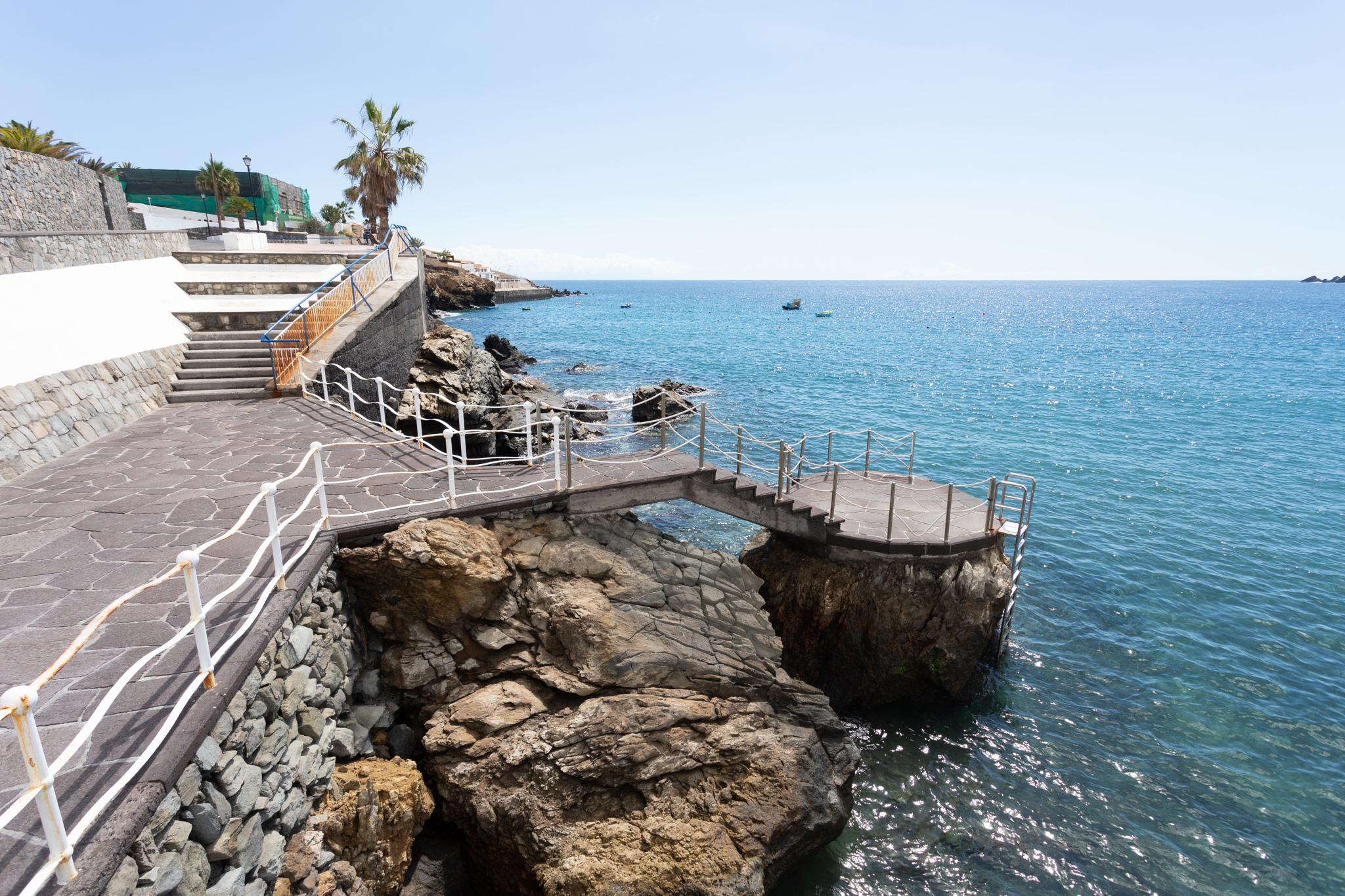 Holiday house direkt am Meer mit eigenem Pool (1671160), Poris de Abona, Tenerife, Canary Islands, Spain, picture 47